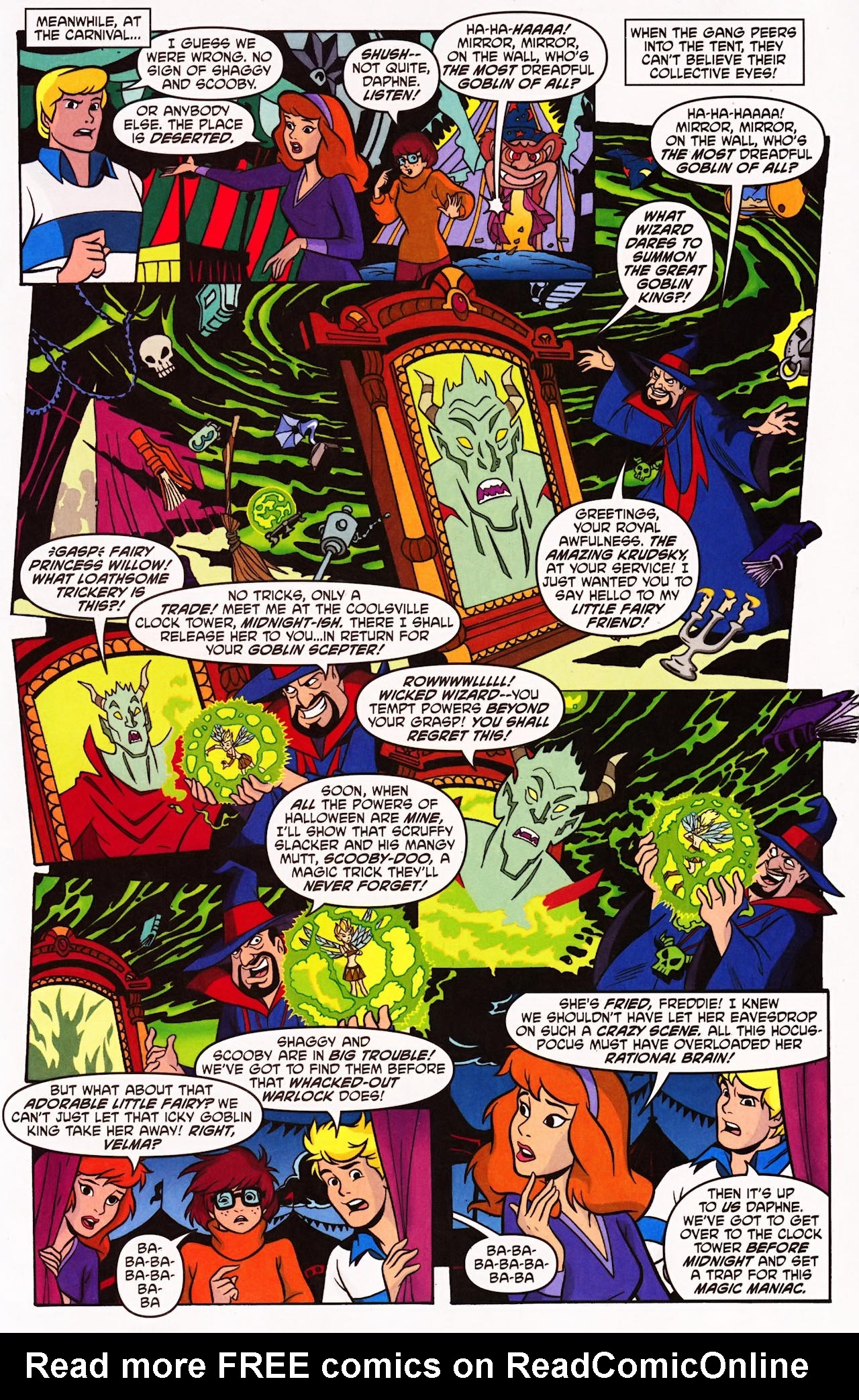 Read online Scooby-Doo (1997) comic -  Issue #141 - 10
