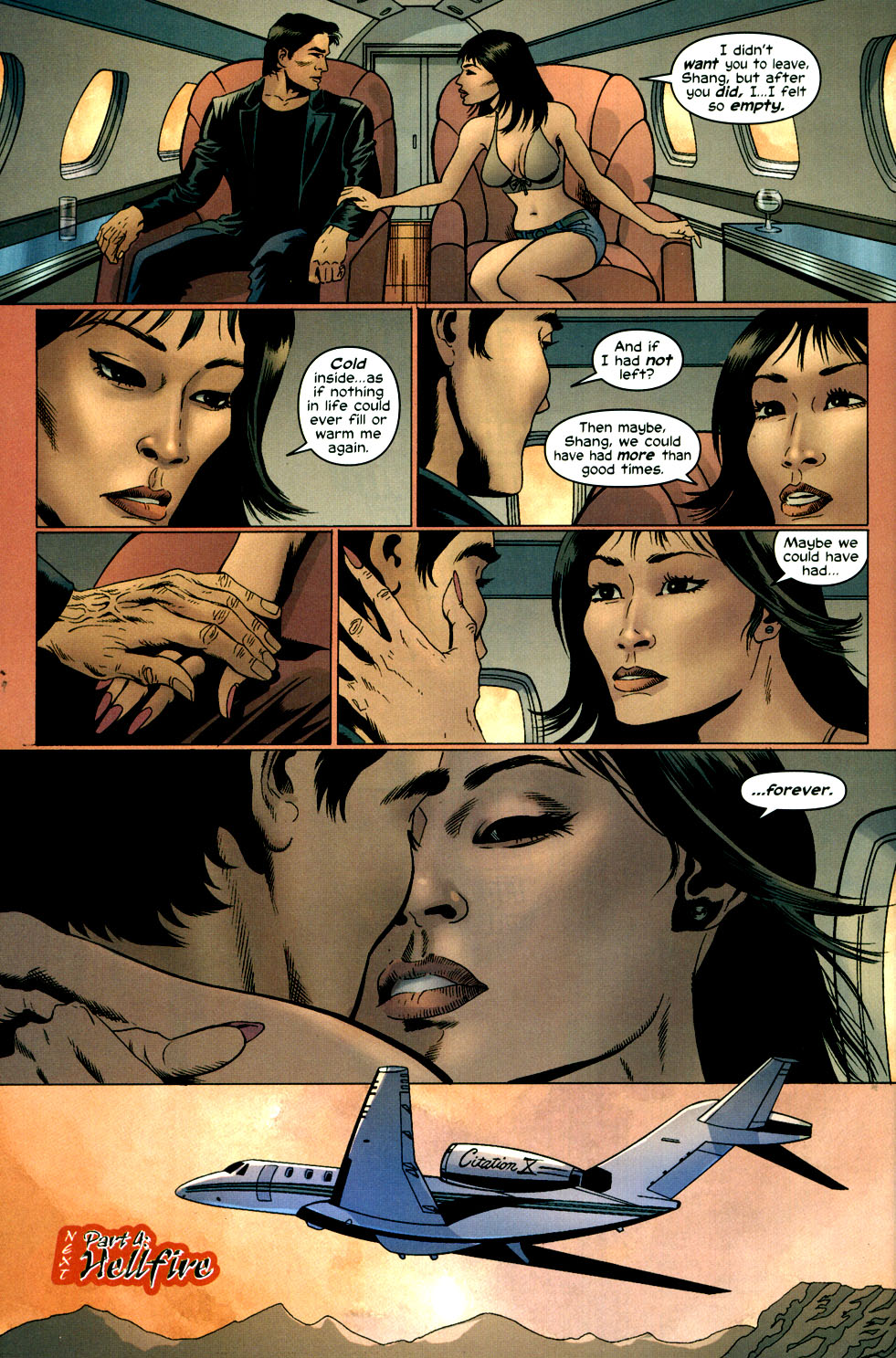 Read online Shang-Chi: Master of Kung Fu comic -  Issue #3 - 23