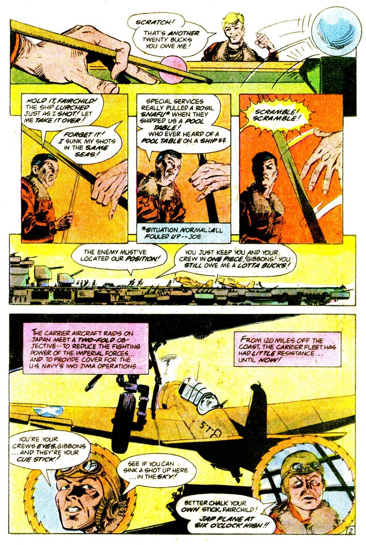 Read online Sgt. Rock comic -  Issue #370 - 21