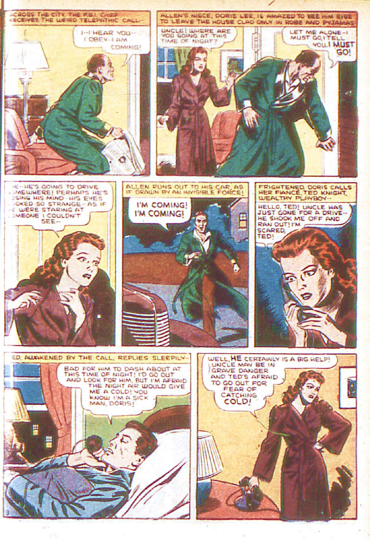 Read online Adventure Comics (1938) comic -  Issue #66 - 6