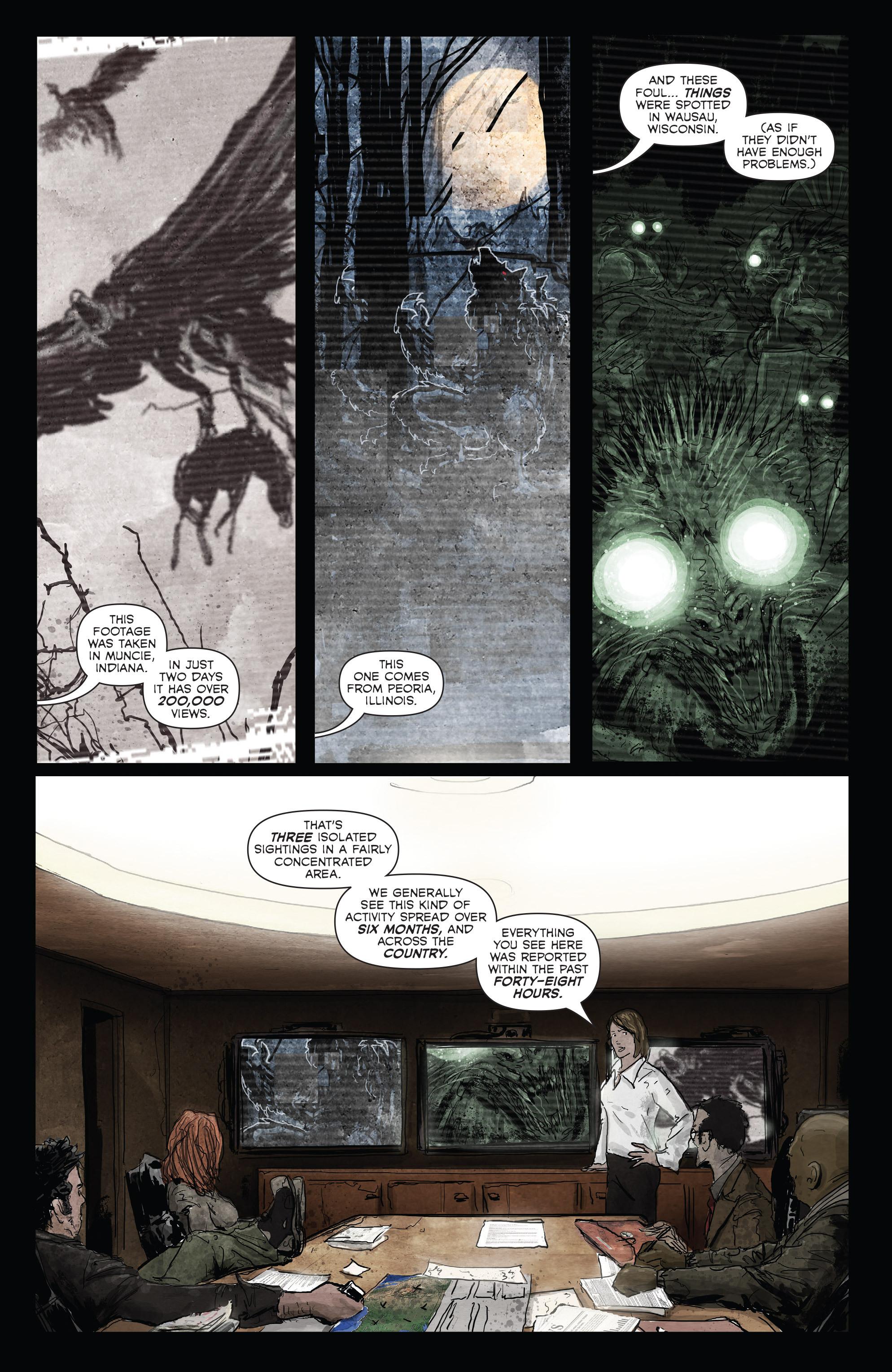 Read online Hoax Hunters (2012) comic -  Issue # TPB 3 - 14