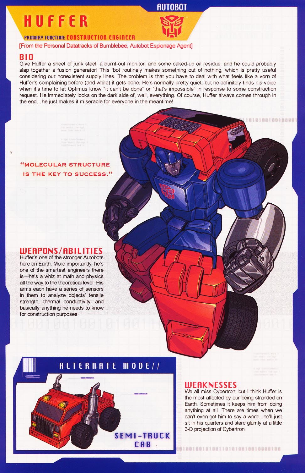 Read online Transformers: More than Meets the Eye comic -  Issue #3 - 34