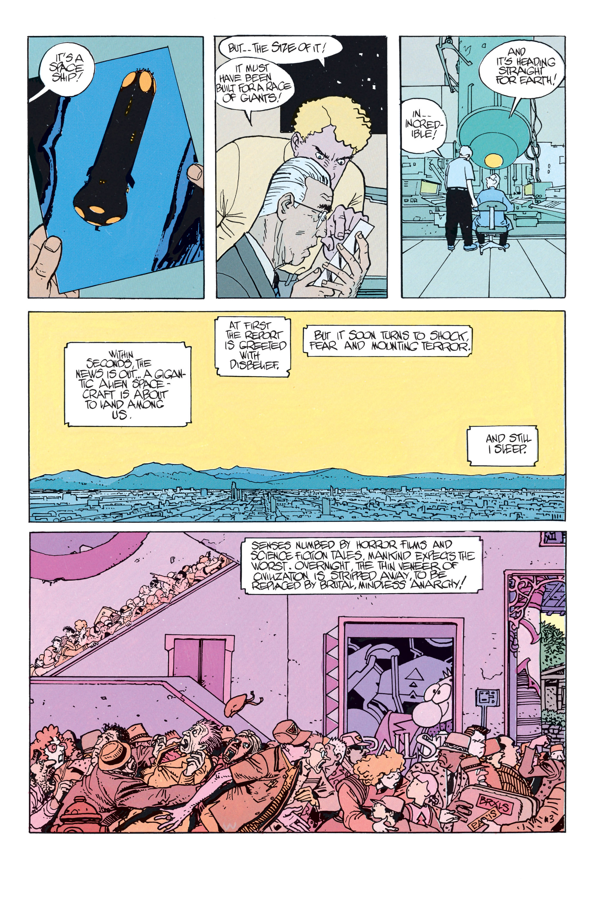 Read online Silver Surfer: Parable comic -  Issue # TPB - 7