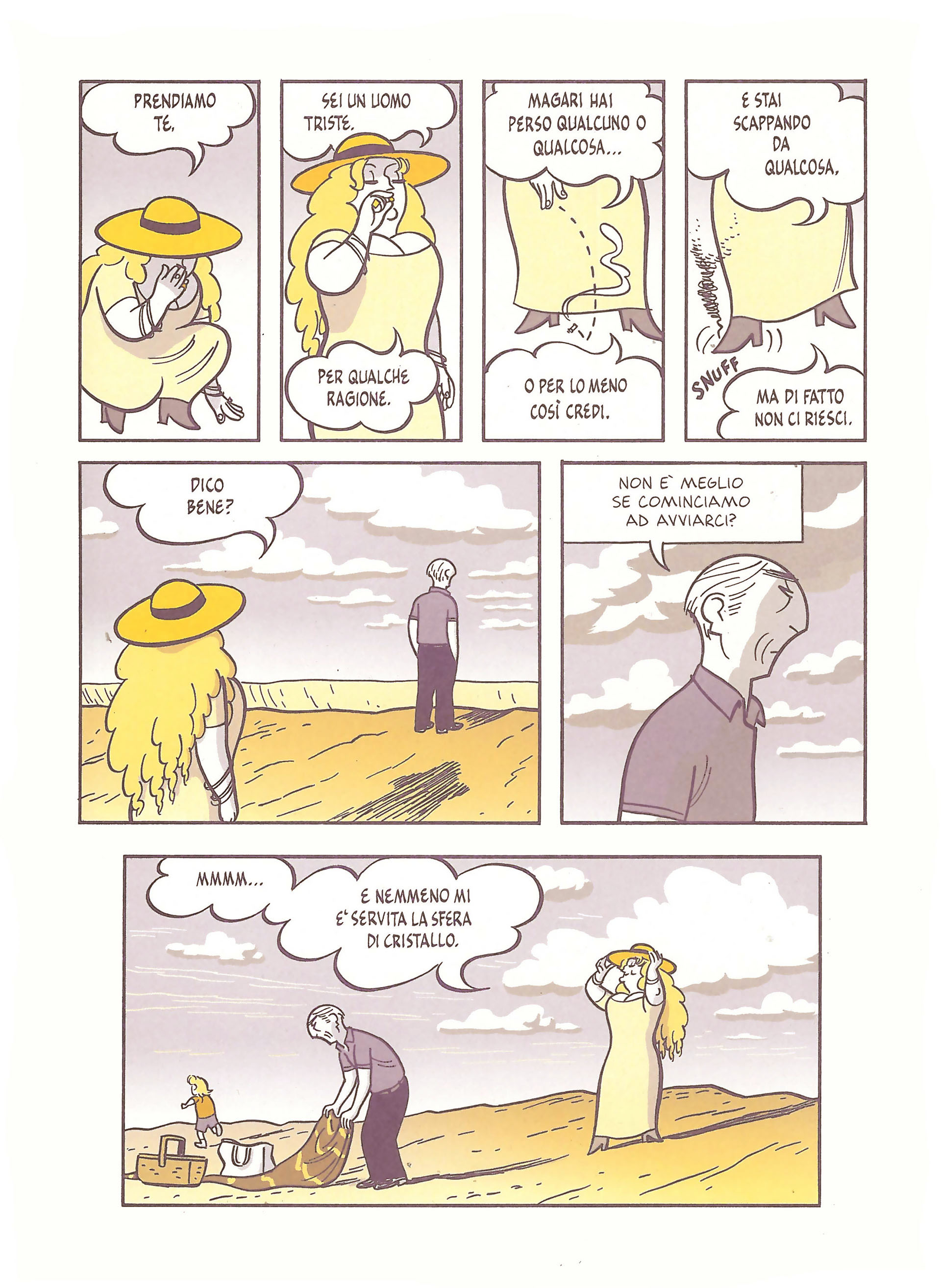 Read online Asterios Polyp comic -  Issue #Asterios Polyp TPB - 187