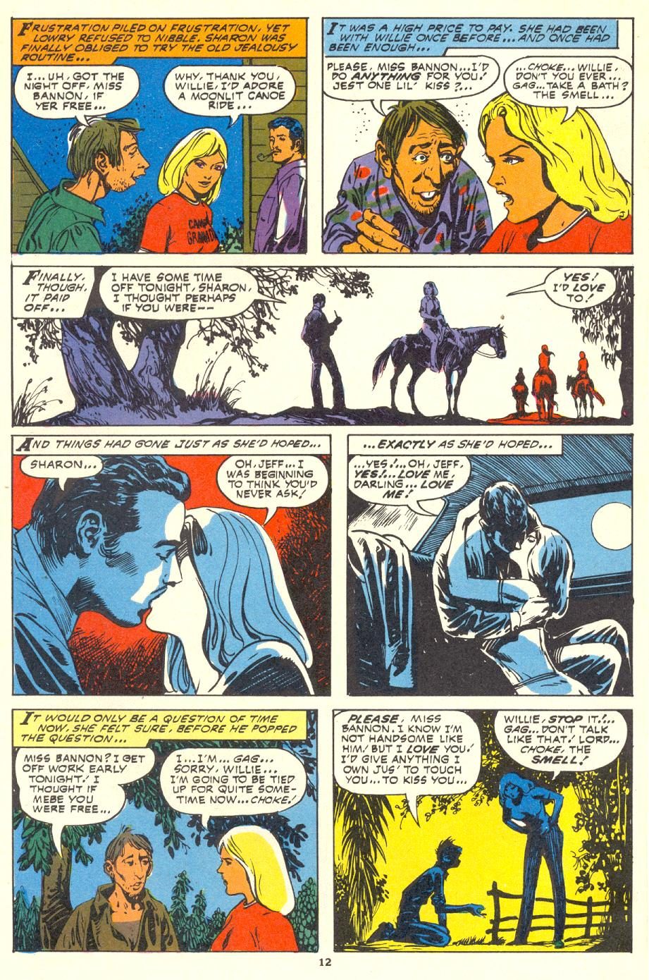 Read online Twisted Tales (1982) comic -  Issue #1 - 13