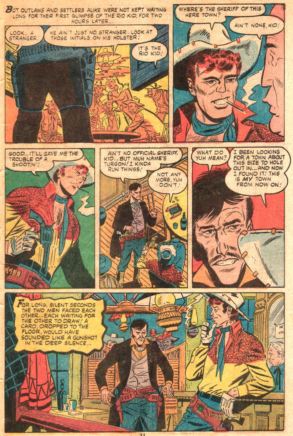 The Rawhide Kid (1955) issue 118 - Page 33