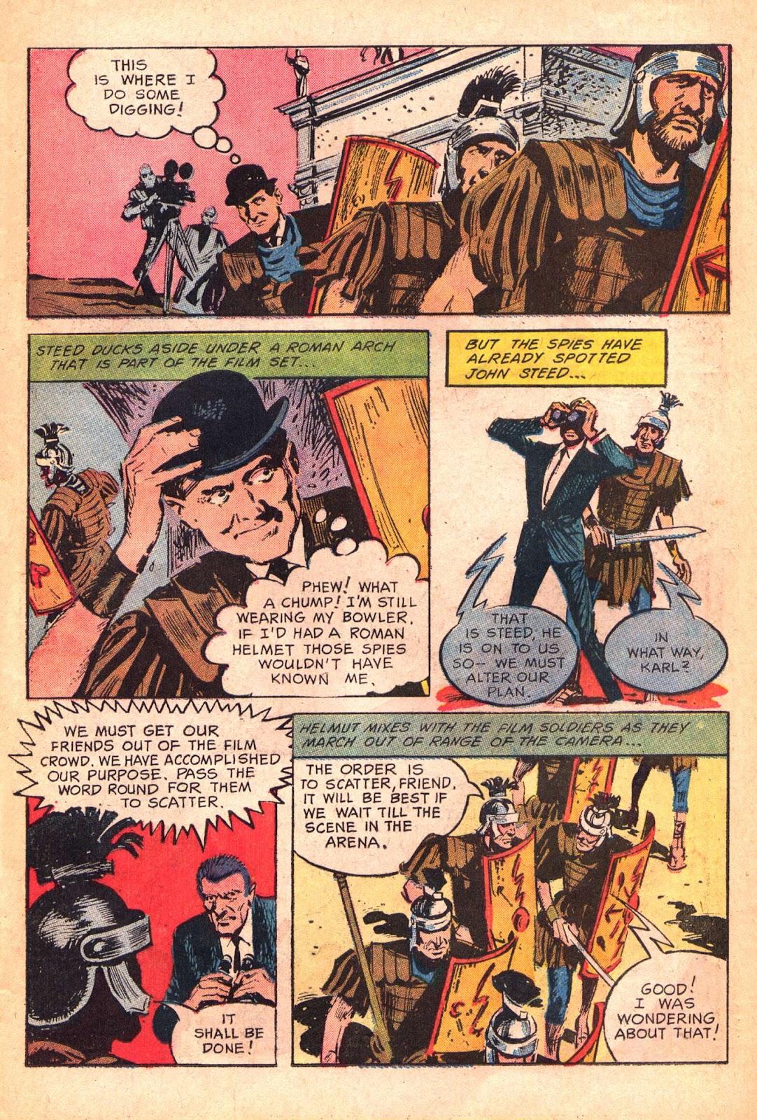 Read online The Avengers (1968) comic -  Issue # Full - 11