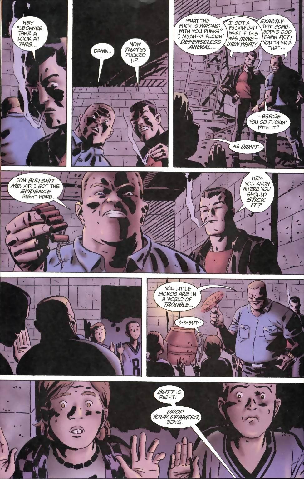 Read online Flinch comic -  Issue #13 - 19