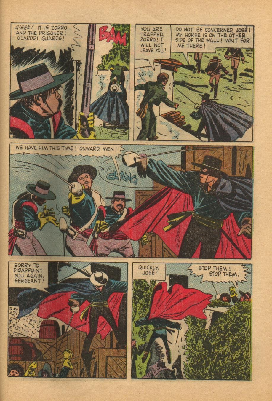 Zorro (1966) issue 2 - Page 33