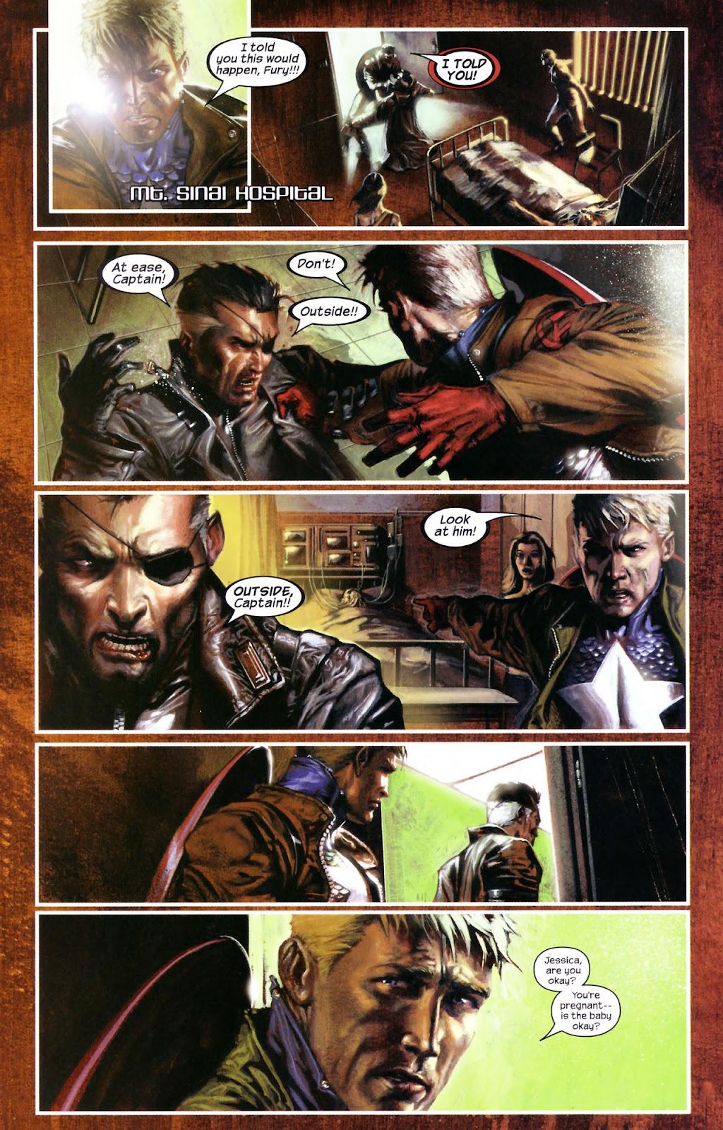 Read online Secret War comic -  Issue #3 - 7