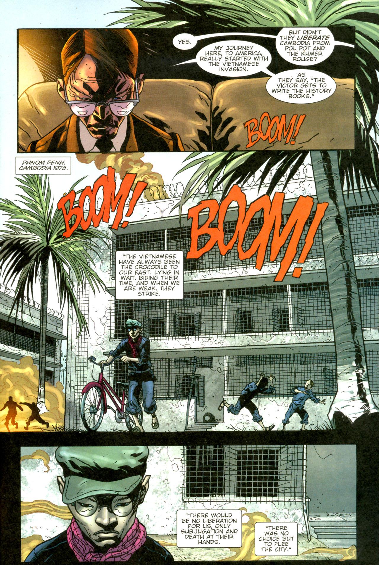 Read online The Exterminators comic -  Issue #11 - 13