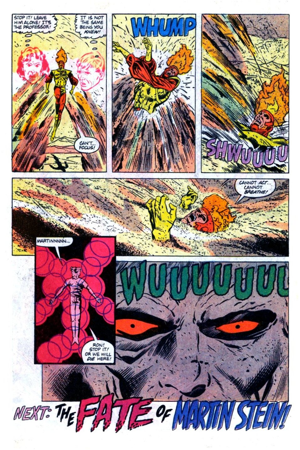 Firestorm, the Nuclear Man 74 Page 23