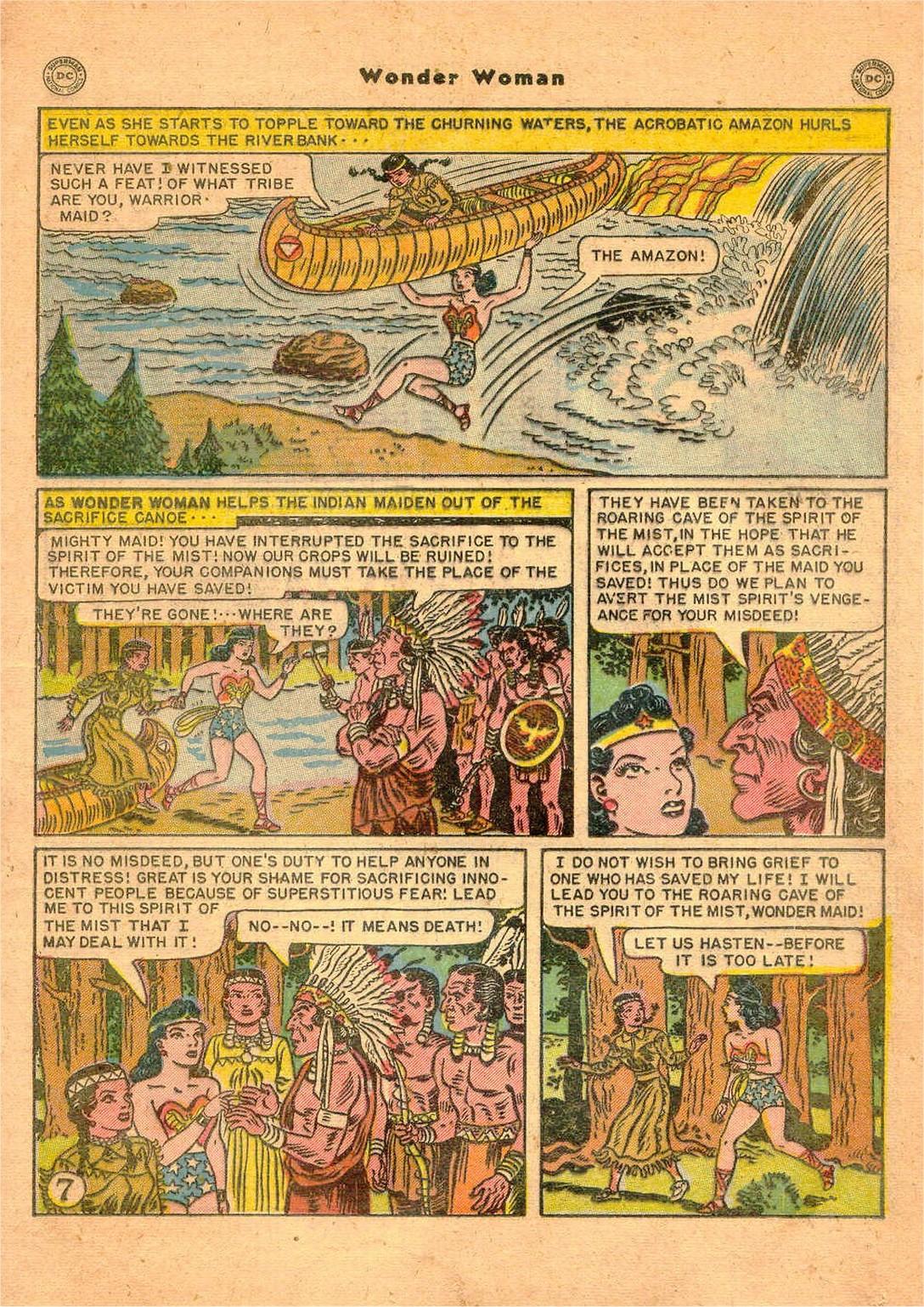 Read online Wonder Woman (1942) comic -  Issue #47 - 24