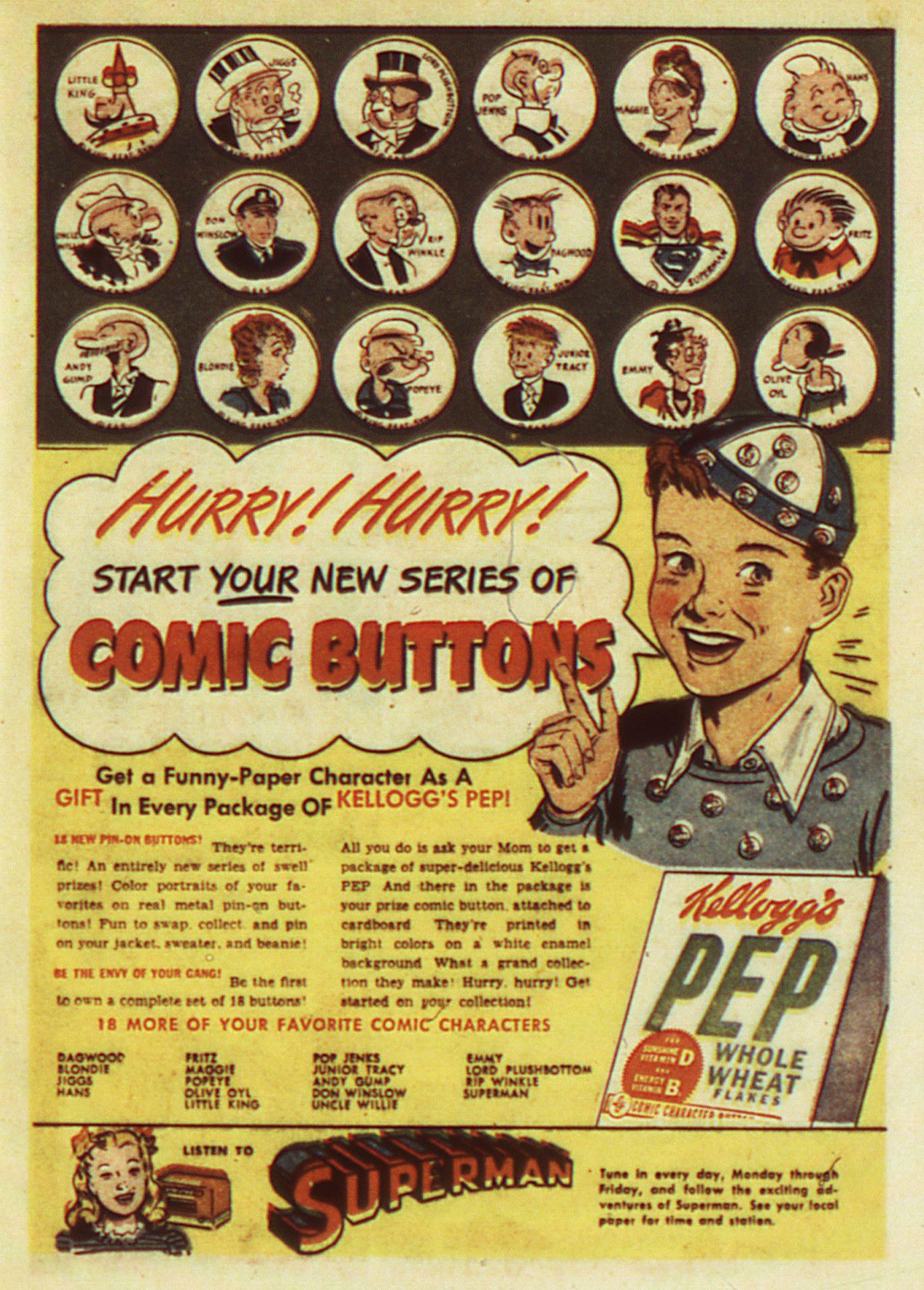 Read online Adventure Comics (1938) comic -  Issue #105 - 31