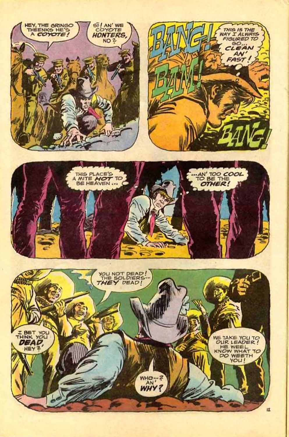 Bat Lash (1968) issue 4 - Page 16