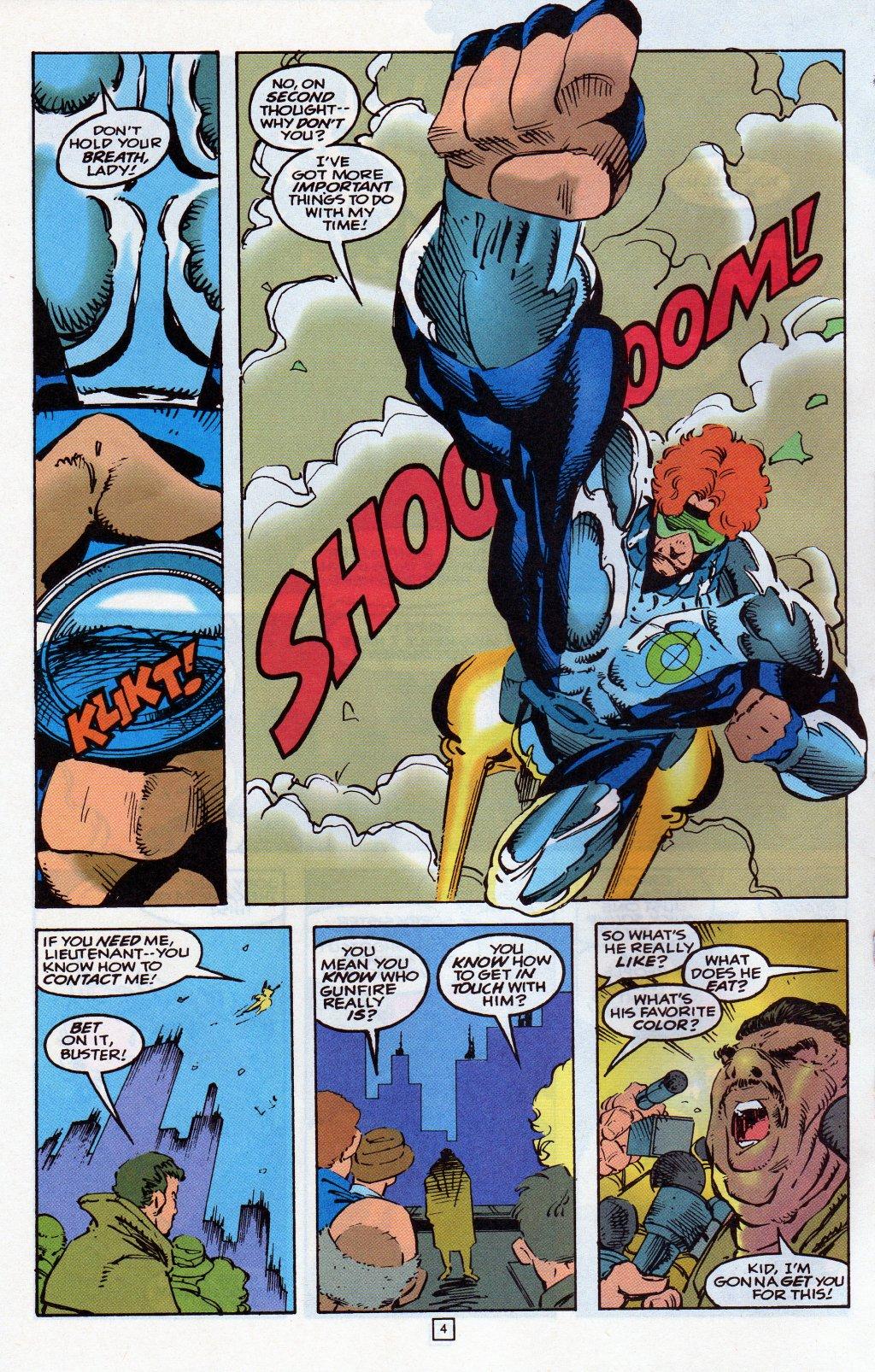 Read online Gunfire comic -  Issue #8 - 5