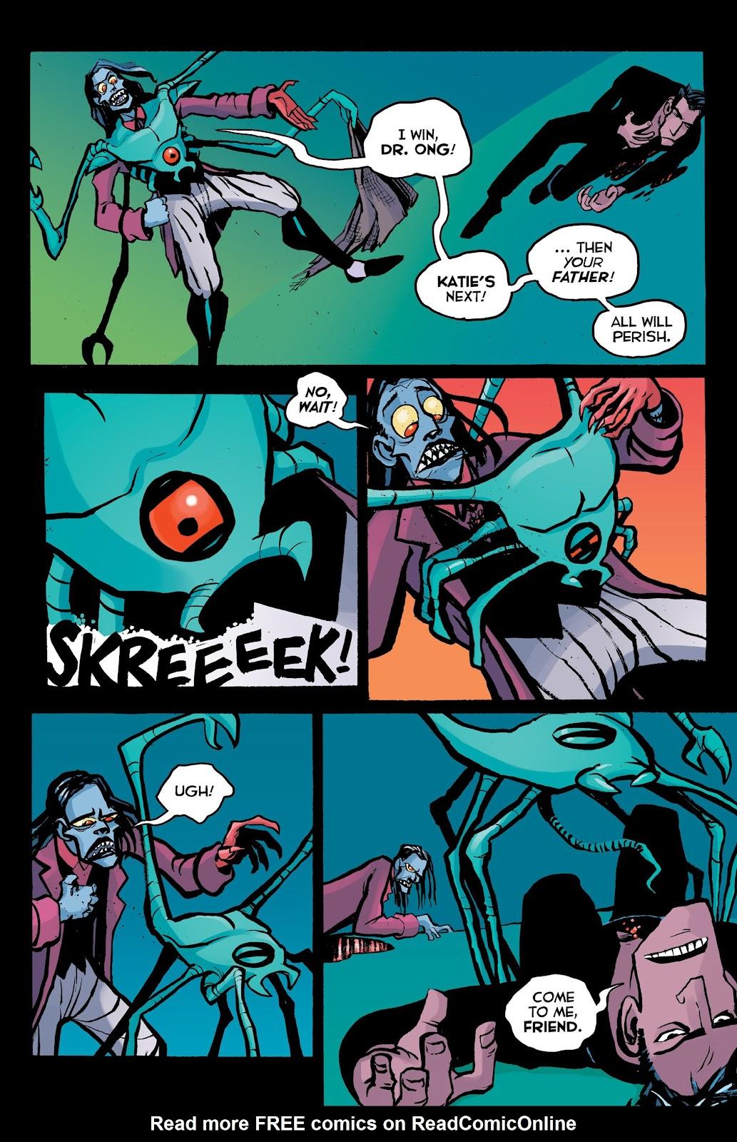 Read online Creature Tech (2019) comic -  Issue # TPB (Part 2) - 97