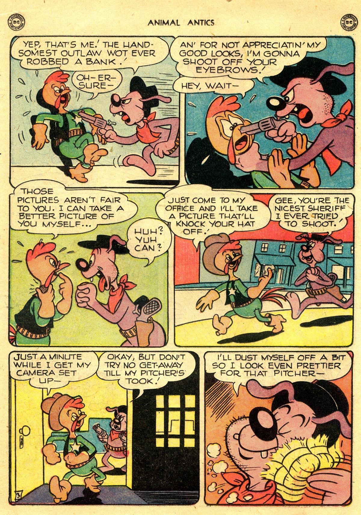 Read online Animal Antics comic -  Issue #10 - 28