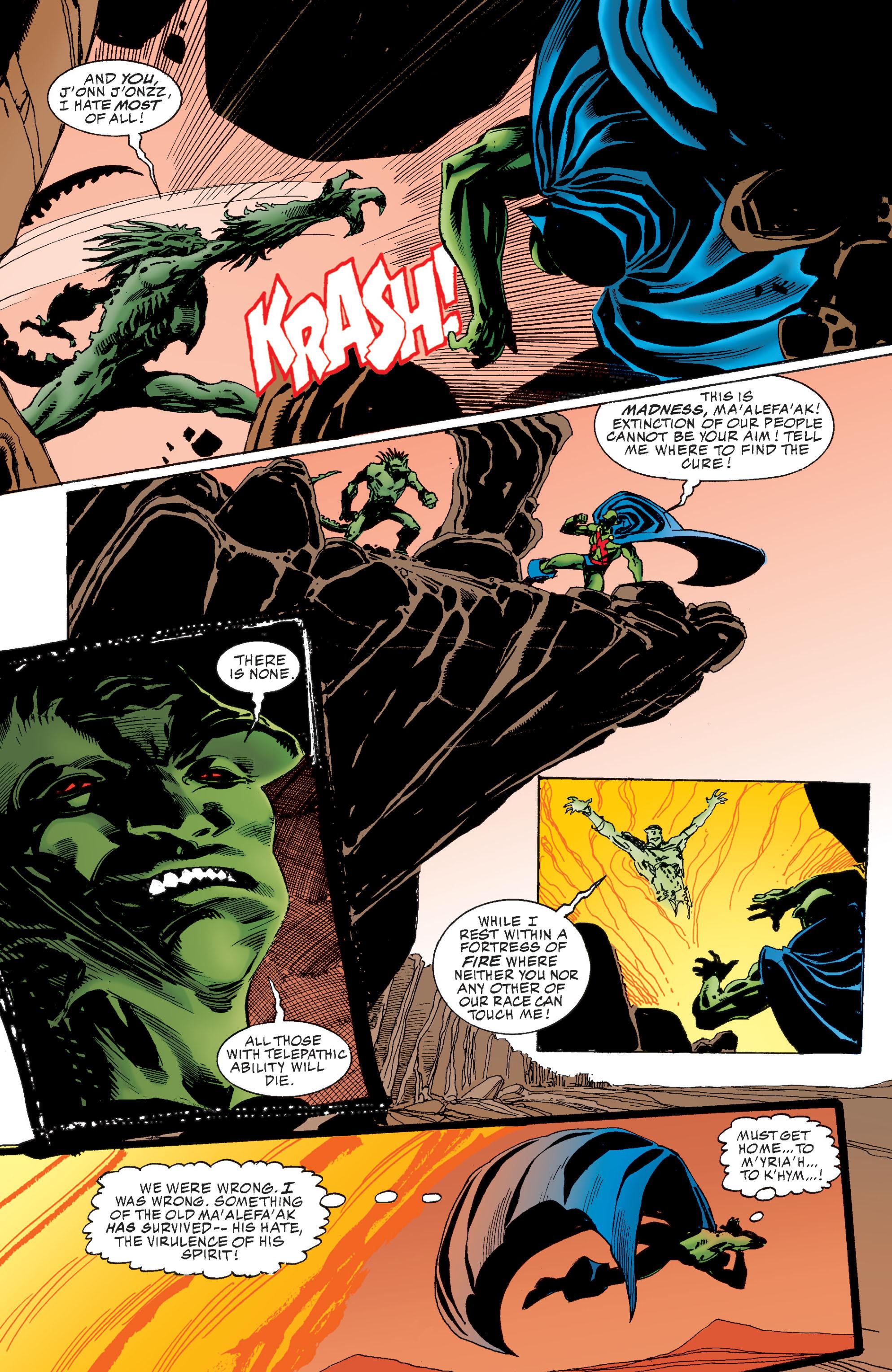Read online Martian Manhunter: Son of Mars comic -  Issue # TPB - 206