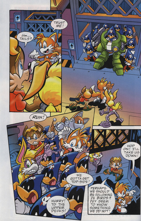 Read online Sonic Universe comic -  Issue #20 - 14