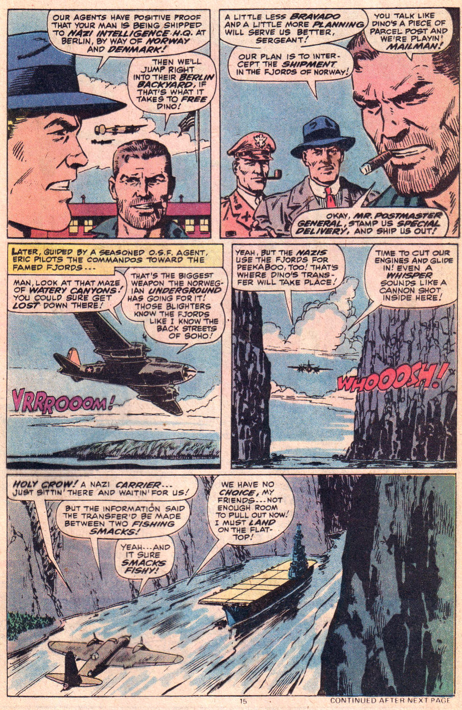 Read online Sgt. Fury comic -  Issue #153 - 17