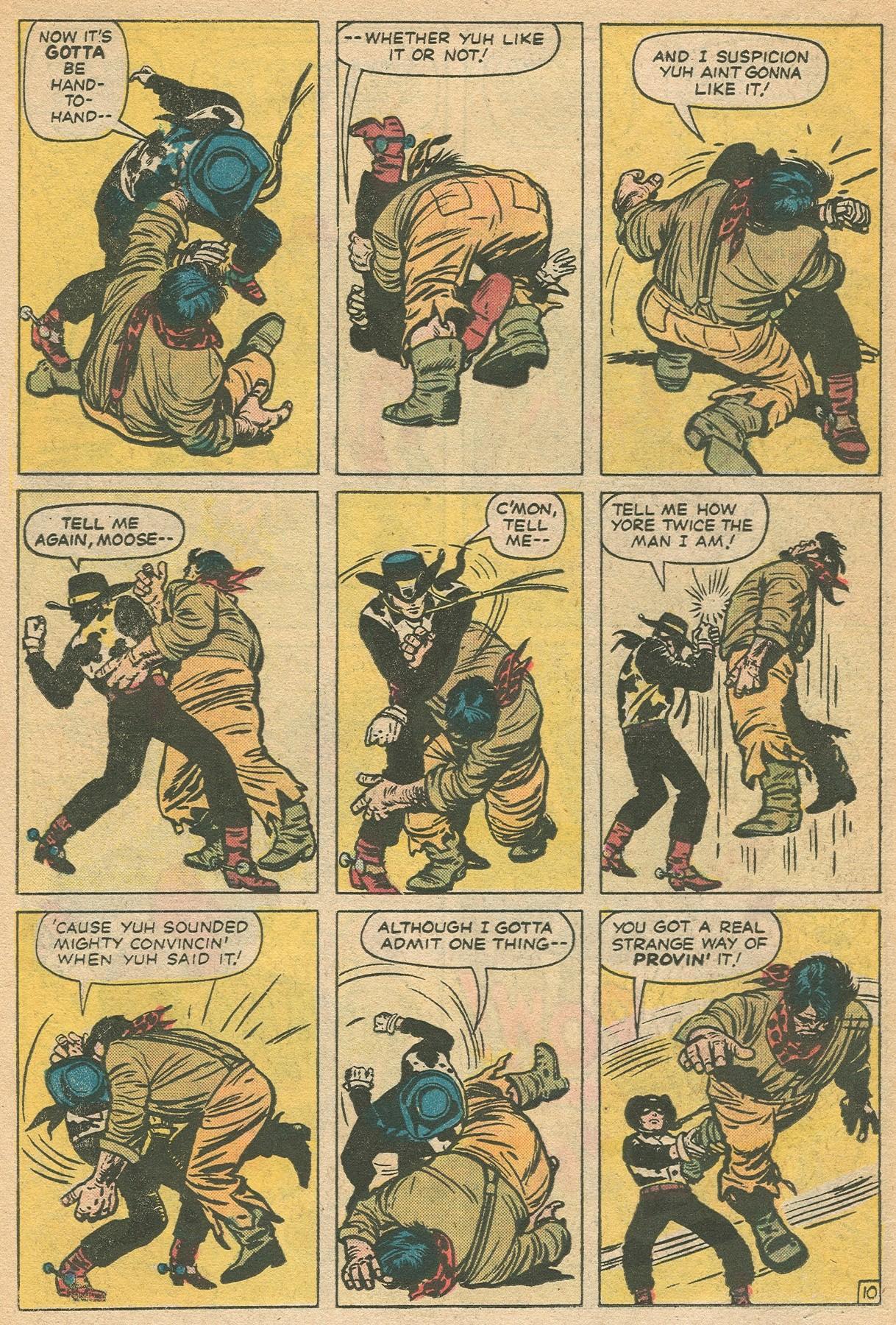 Read online Two-Gun Kid comic -  Issue #130 - 18