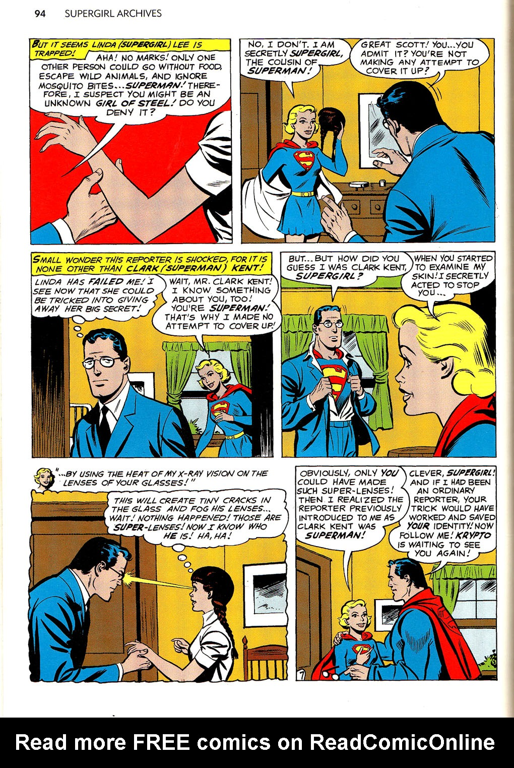 Read online Action Comics (1938) comic -  Issue #258 - 44