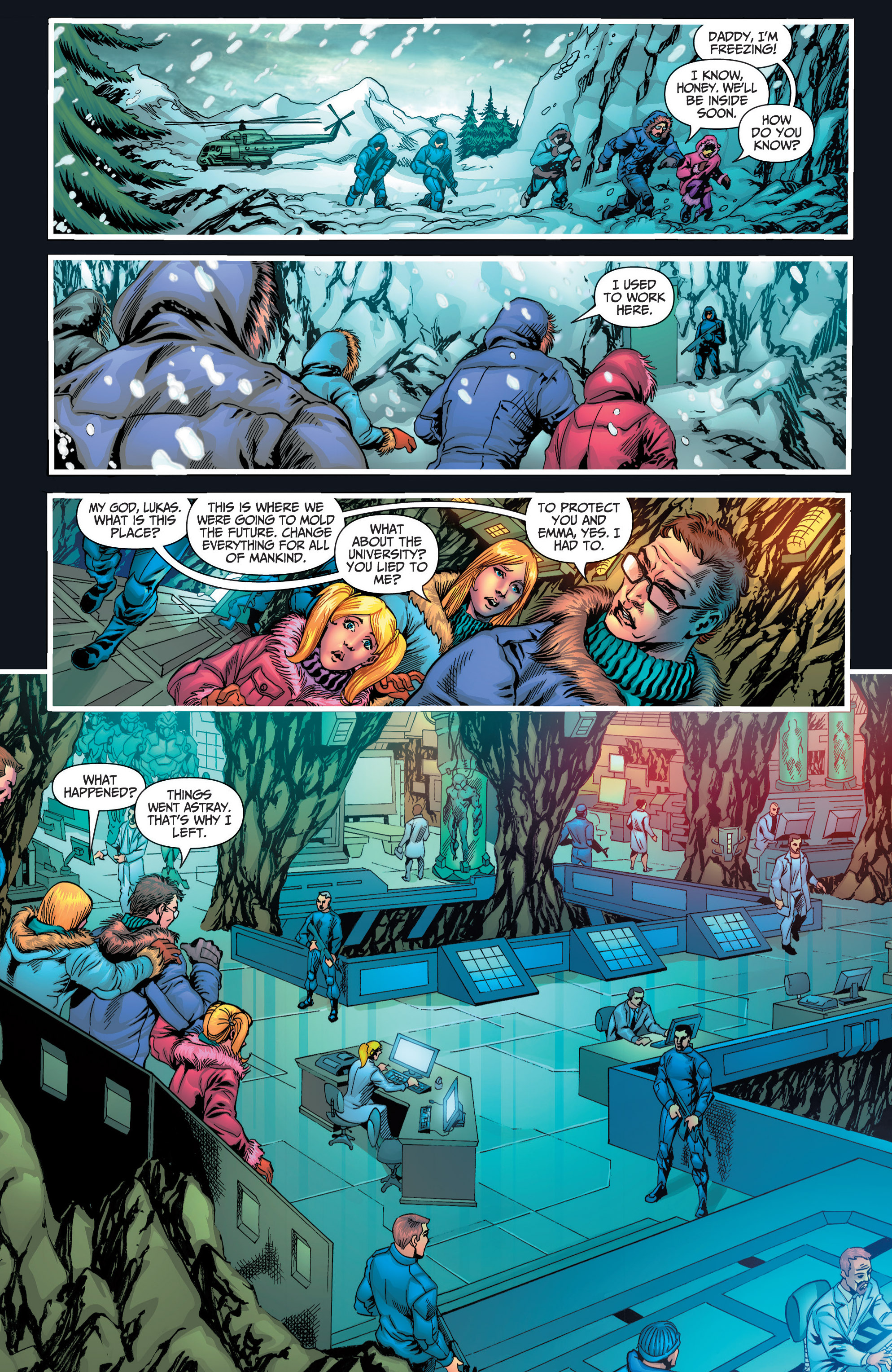 Read online Grimm Fairy Tales presents Red Agent: The Human Order comic -  Issue #6 - 10