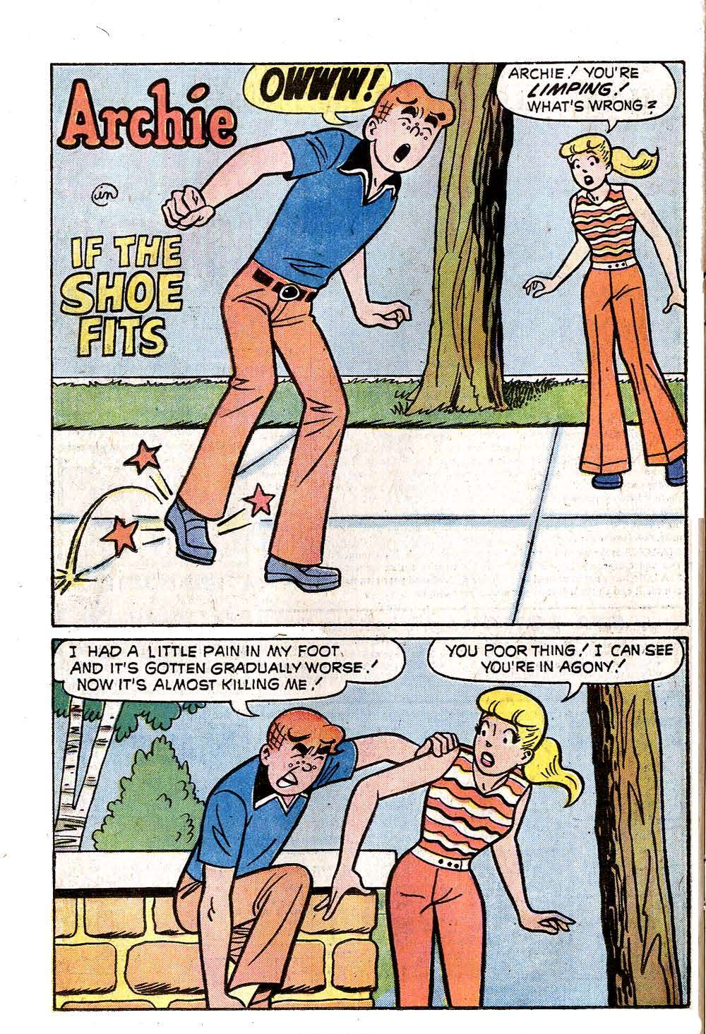 Read online Archie (1960) comic -  Issue #237 - 26
