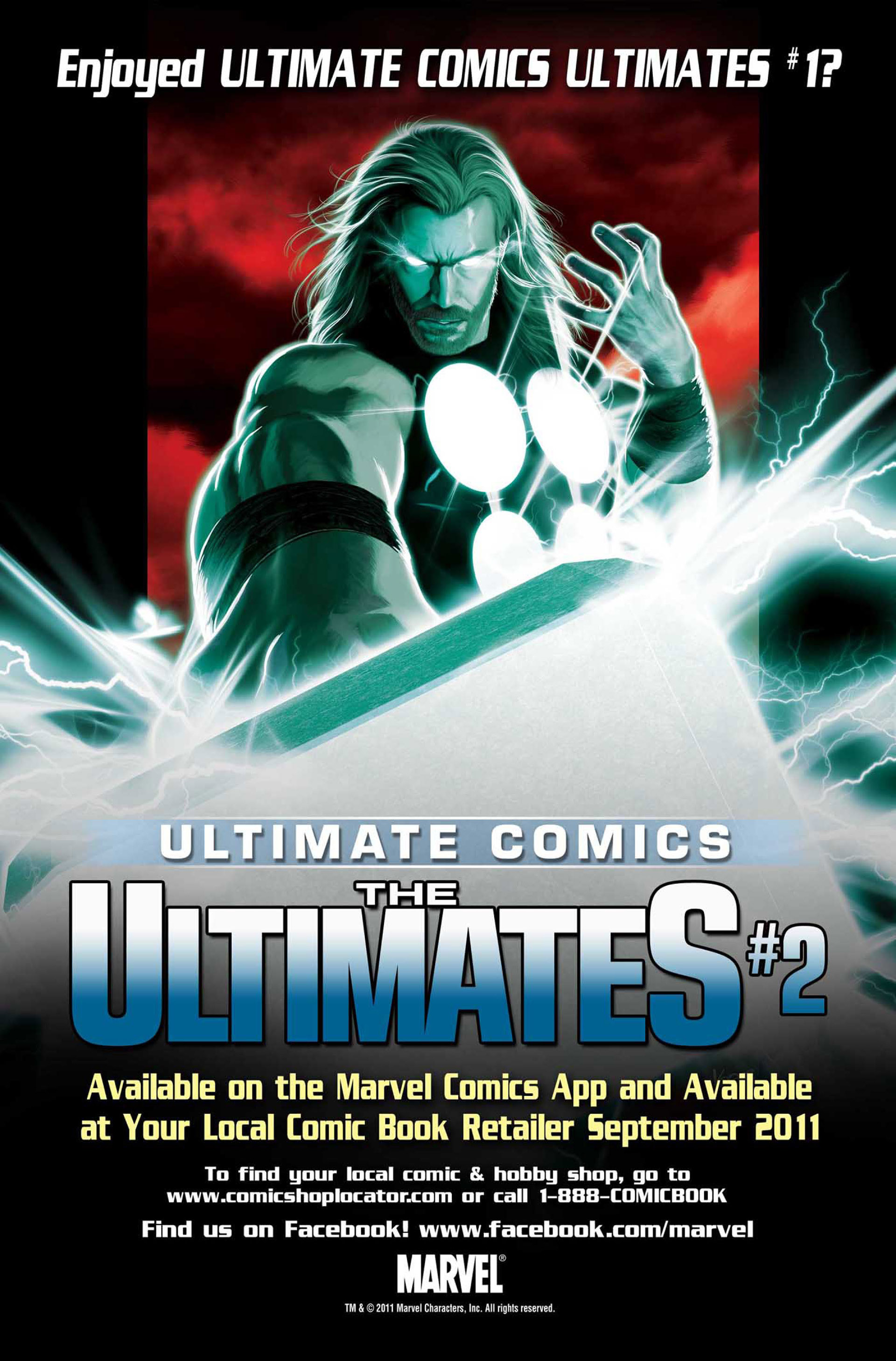 Read online Ultimate Comics Ultimates comic -  Issue #1 - 24