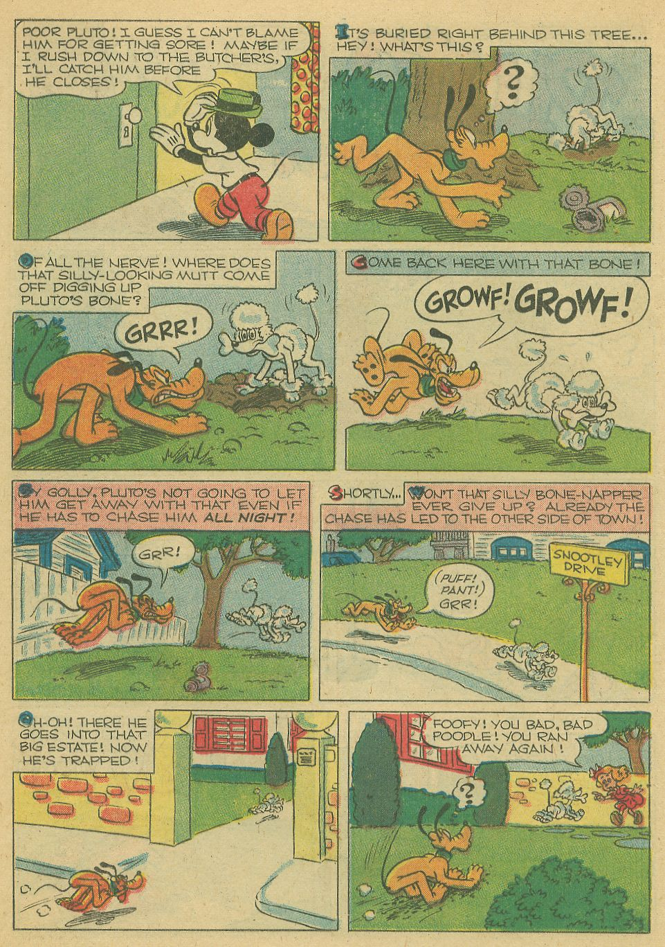 Walt Disney's Comics and Stories issue 198 - Page 20