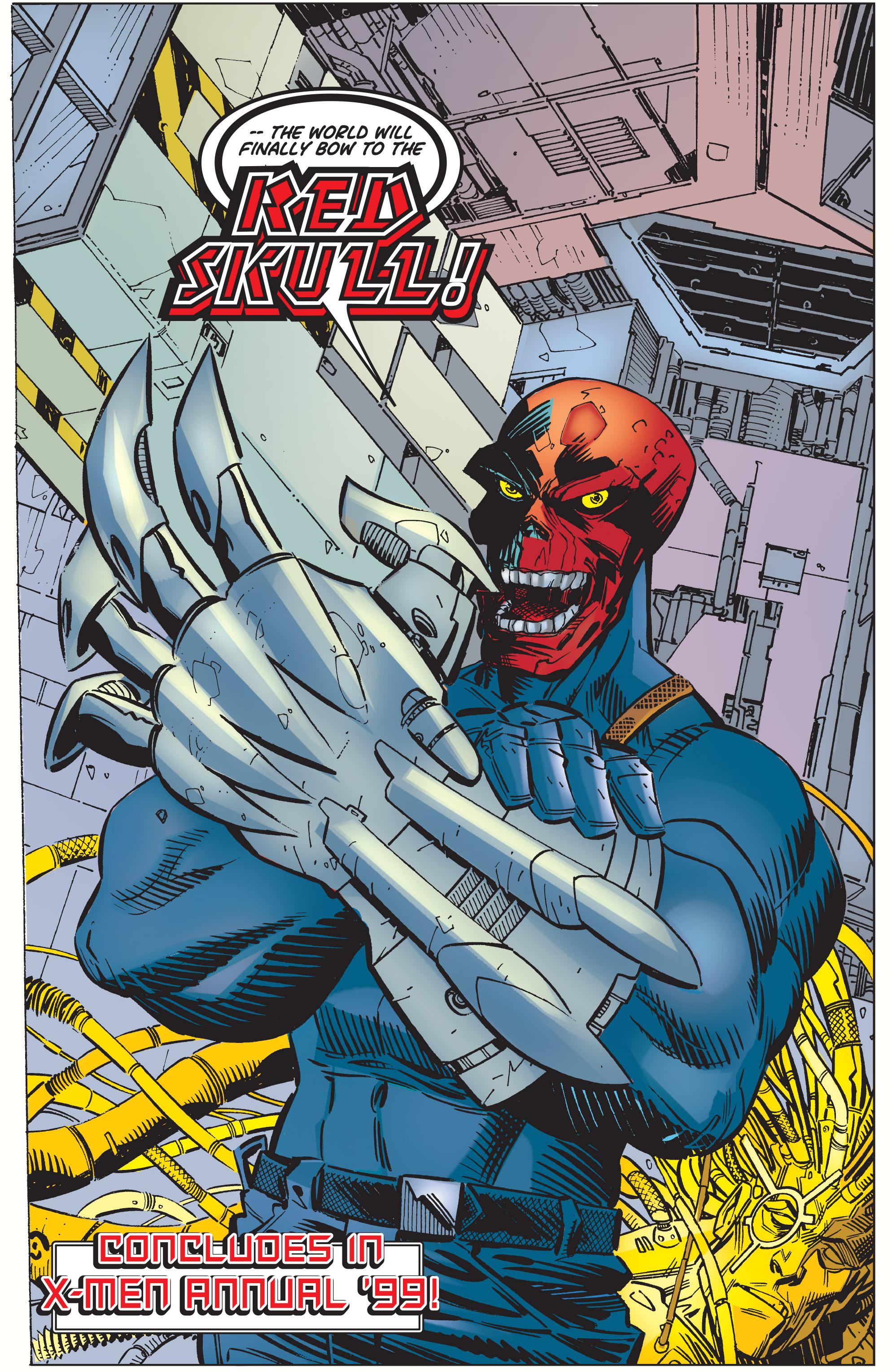 X-Men (1991) 91 Page 22