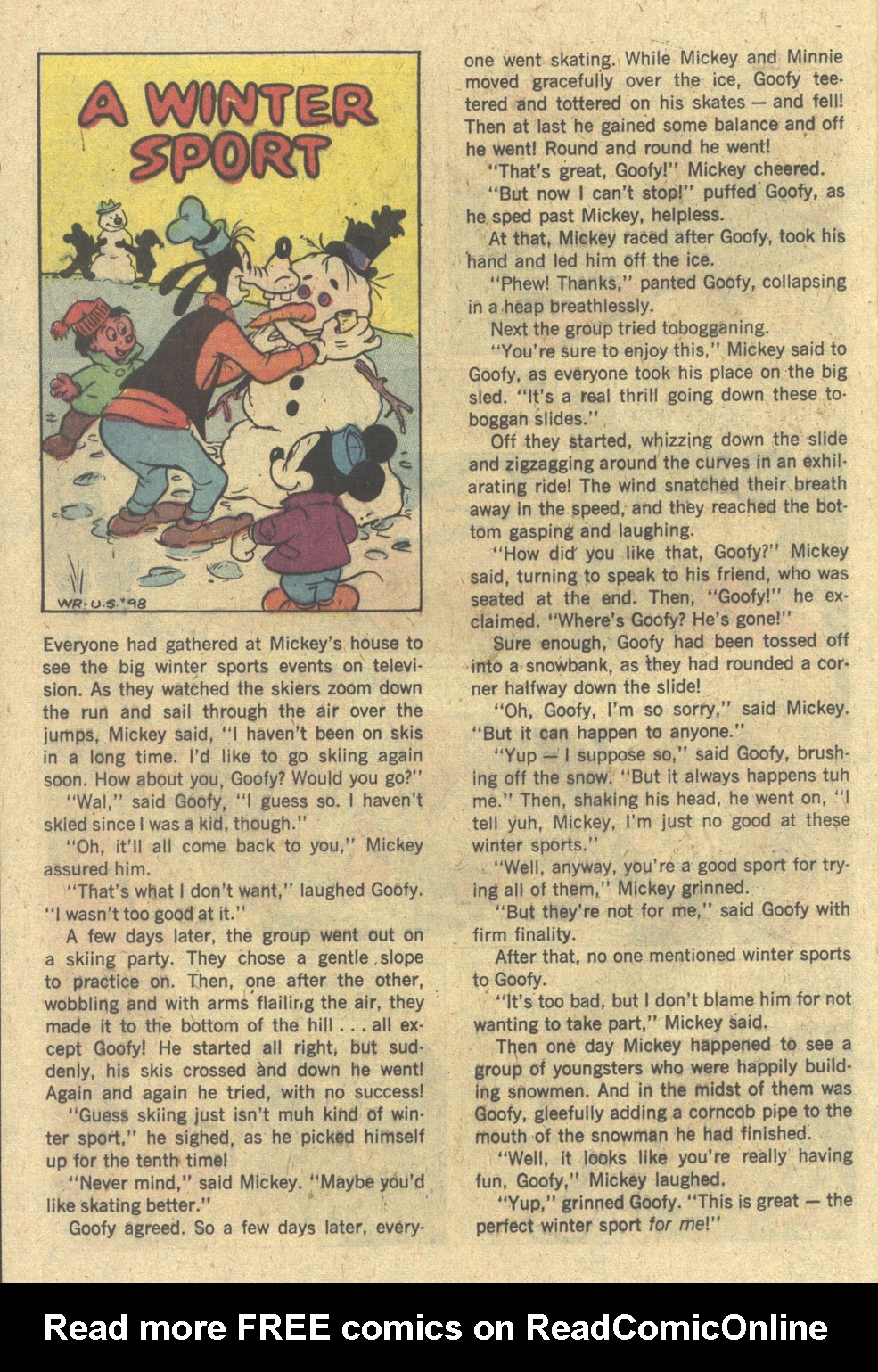 Read online Uncle Scrooge (1953) comic -  Issue #174 - 28