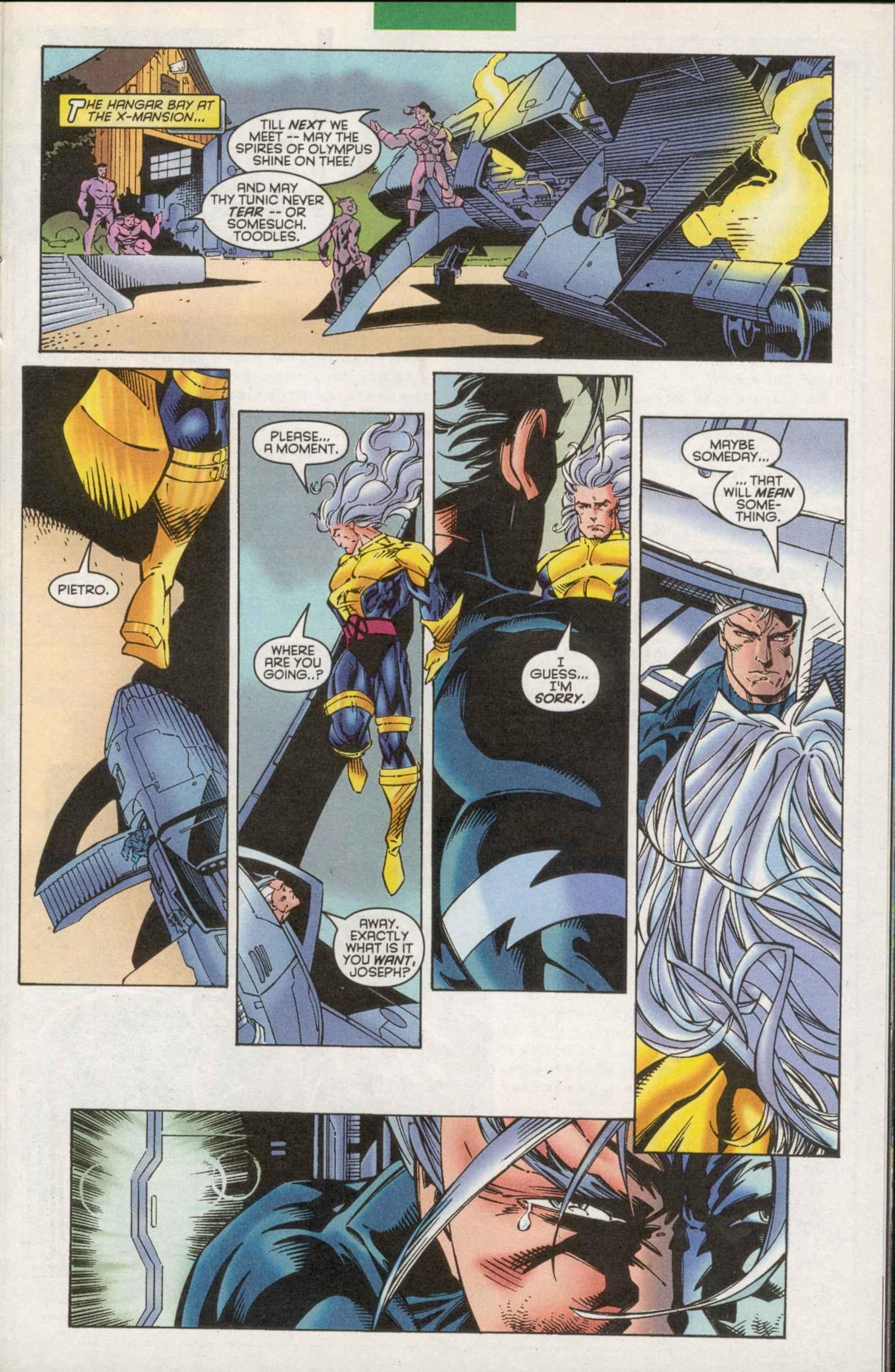 X-Men (1991) 59 Page 18