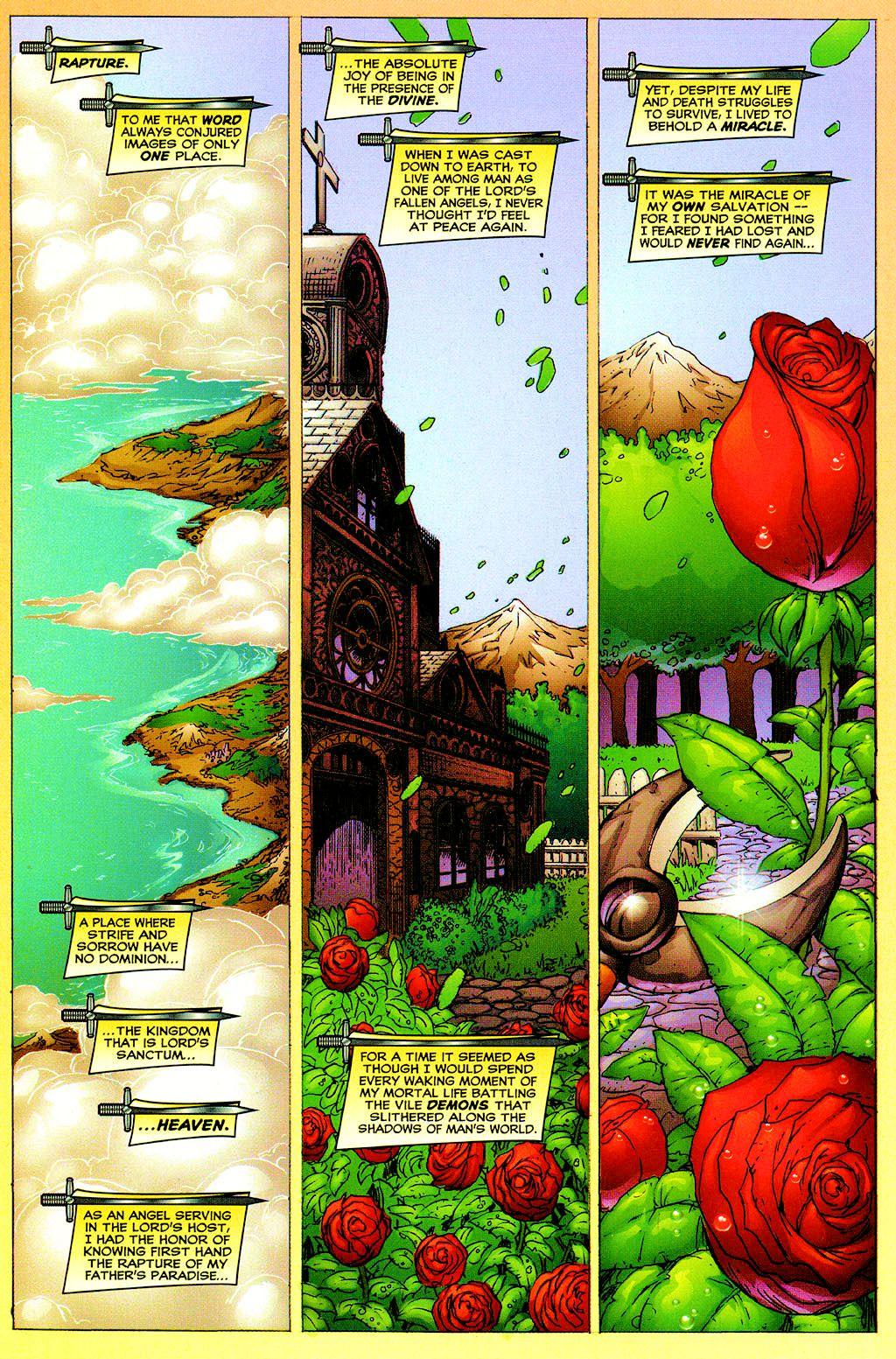 Read online Avengelyne (1999) comic -  Issue #Avengelyne (1999) Full - 5
