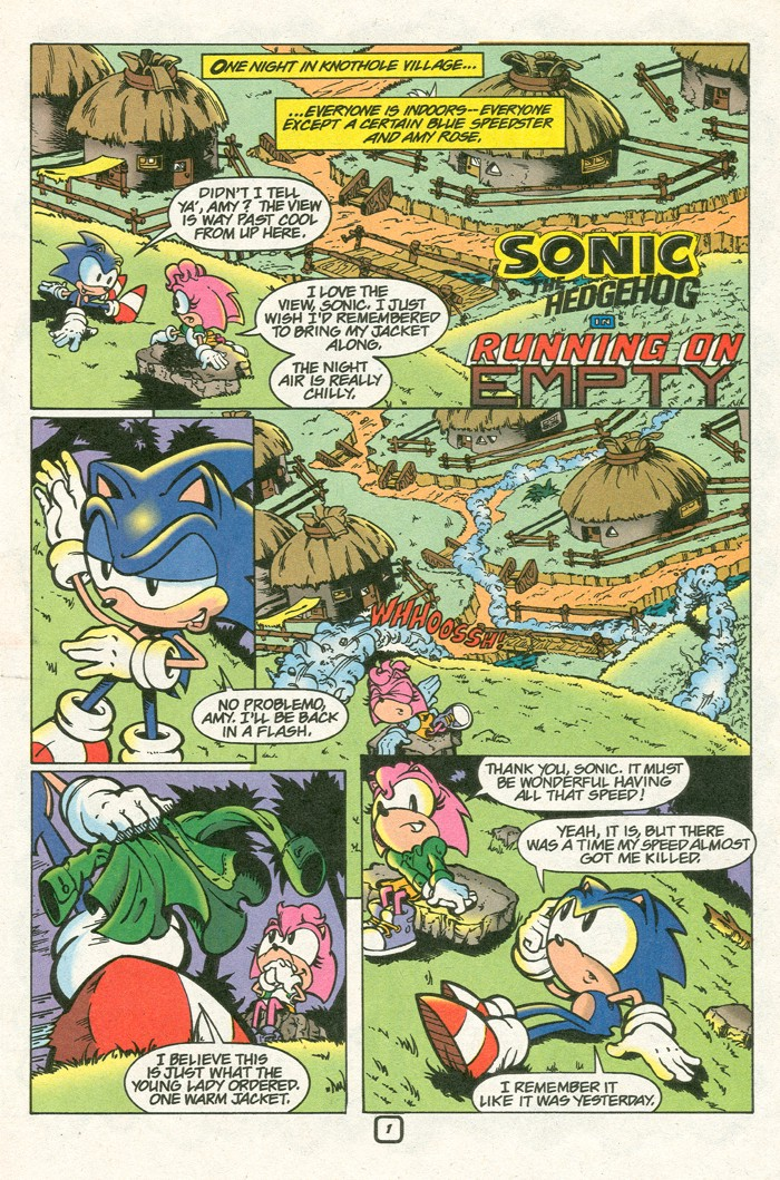 Read online Sonic Super Special comic -  Issue #8 - Giant special - 12