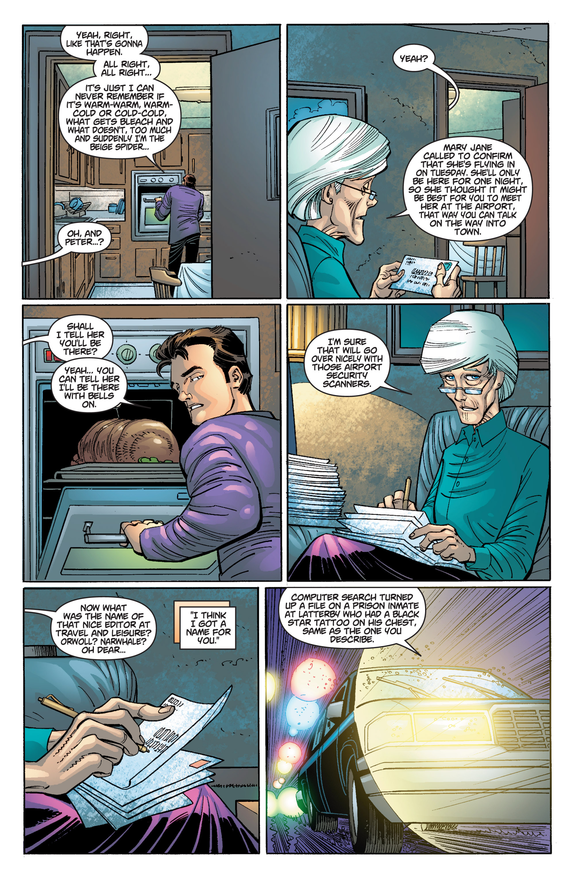 The Amazing Spider-Man (1999) 41 Page 10