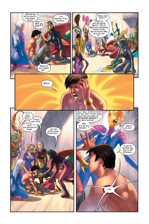 Captain Marvel (2002) Issue #10 #10 - English 15