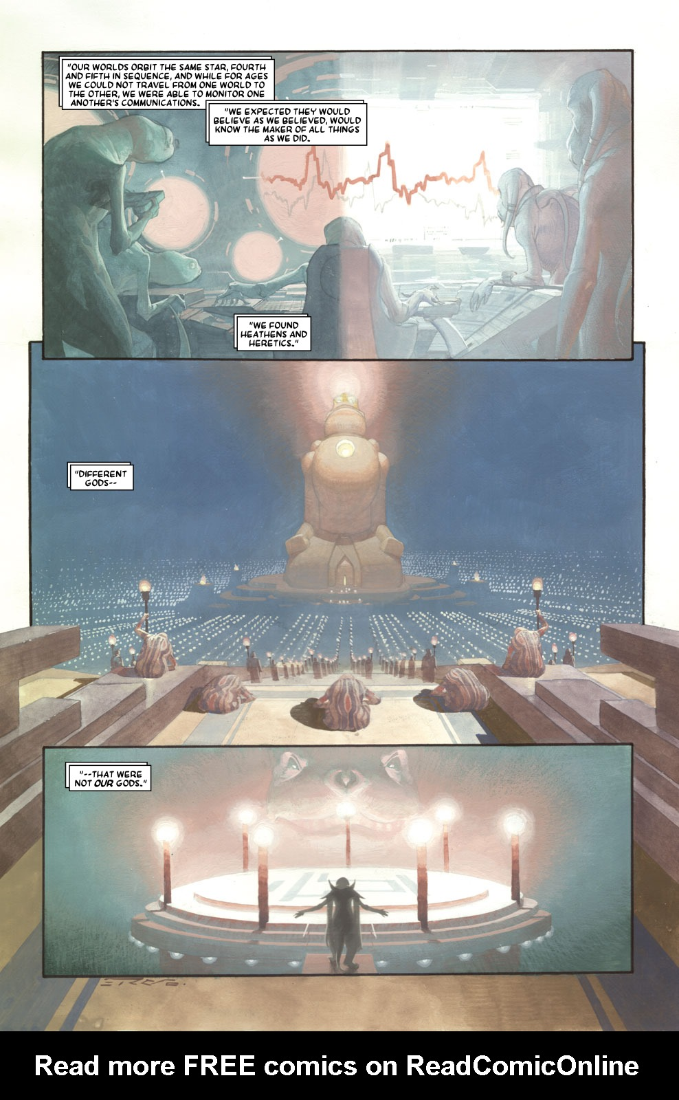 Read online Silver Surfer: Requiem comic -  Issue #3 - 14