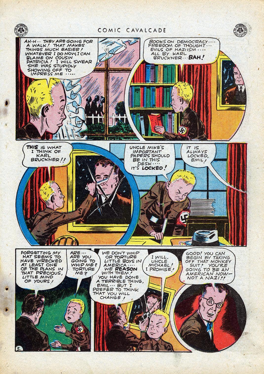 Comic Cavalcade issue 10 - Page 24