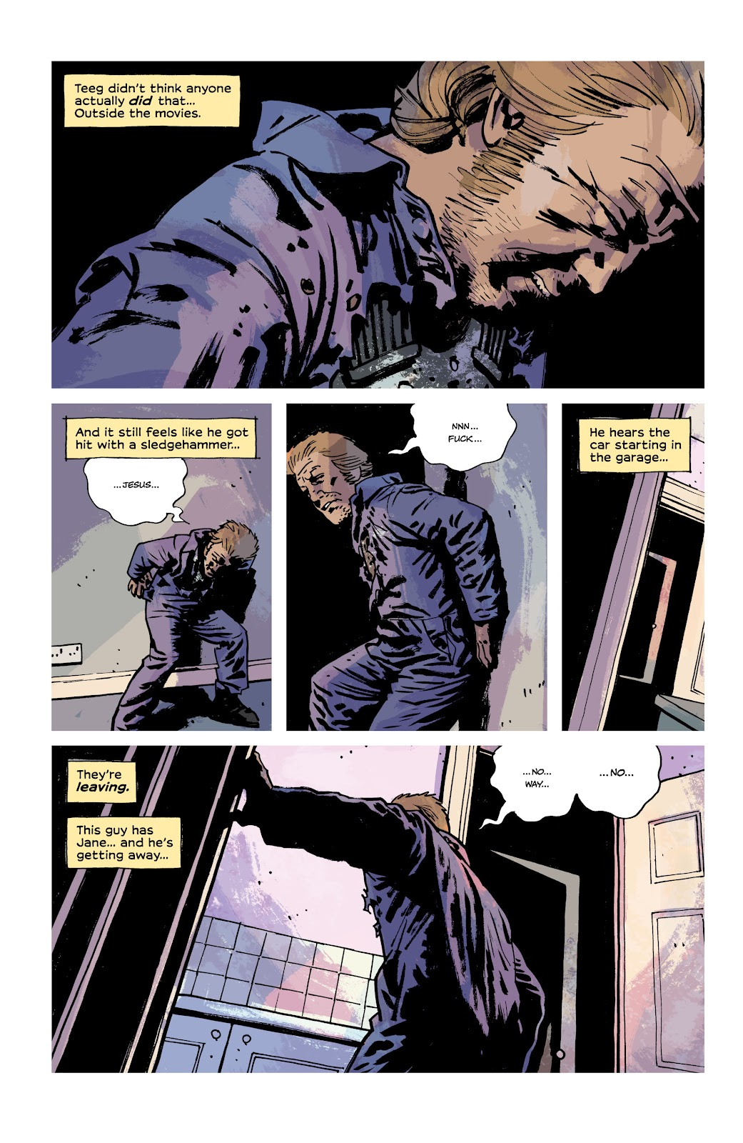 Read online Criminal (2019) comic -  Issue #12 - 5