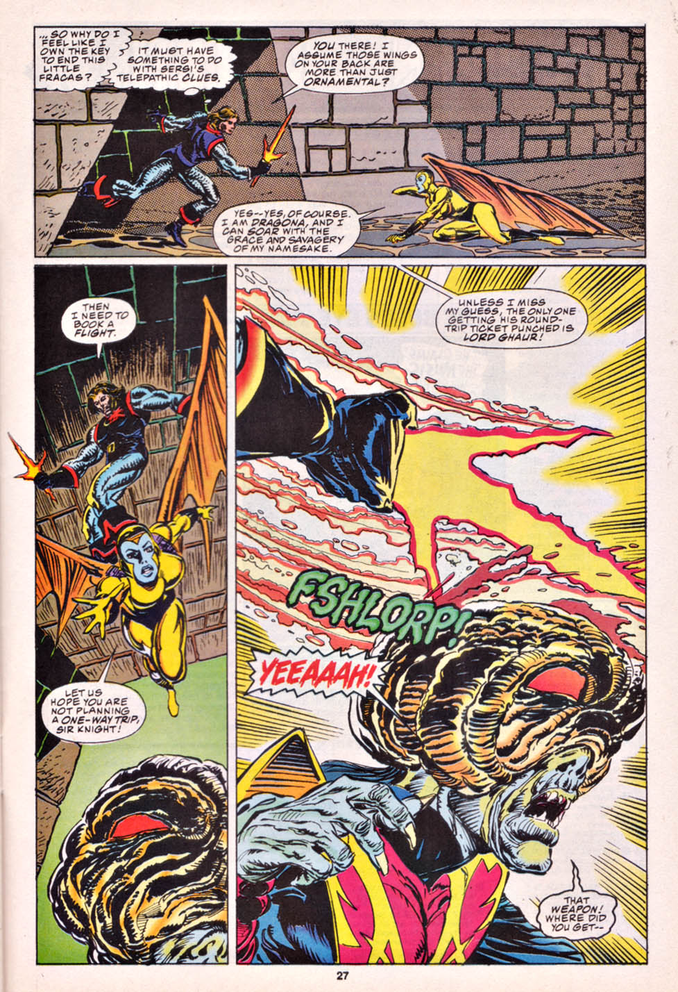 The Avengers (1963) 371 Page 19