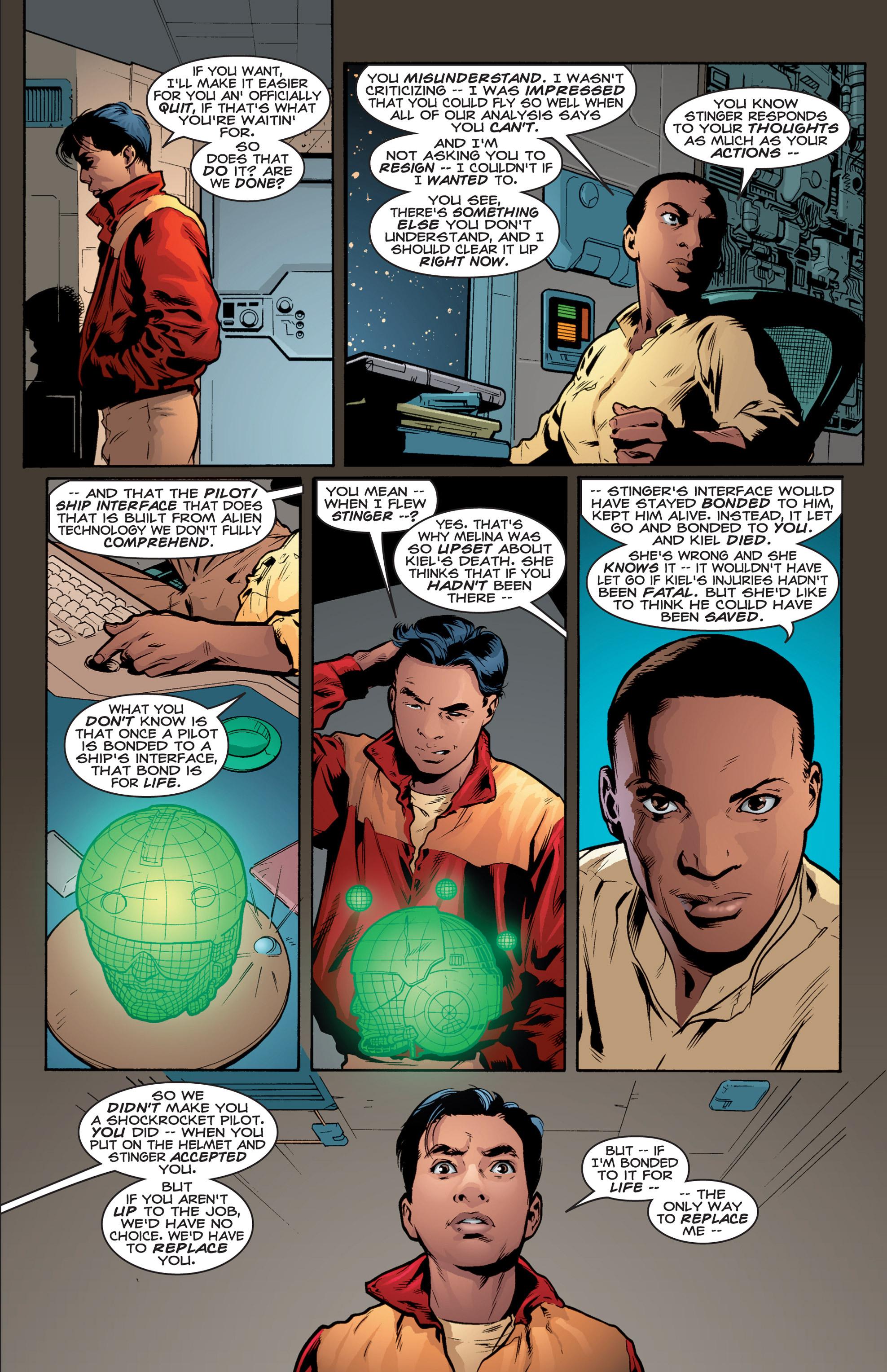 Read online Shockrockets comic -  Issue # TPB - 52