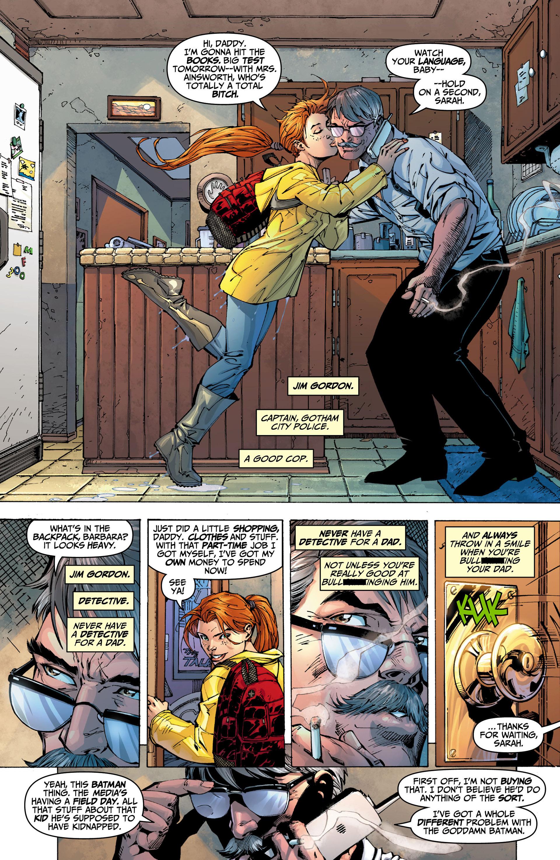 Read online All Star Batman & Robin, The Boy Wonder comic -  Issue #6 - 6