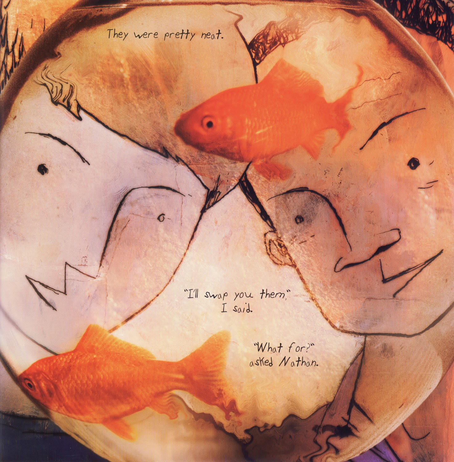 Read online The Day I Swapped My Dad For Two Goldfish comic -  Issue # Full - 8