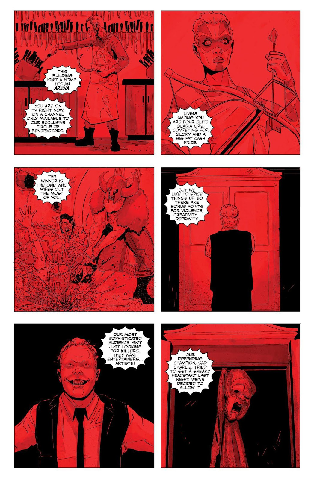 Sink issue 8 - Page 1