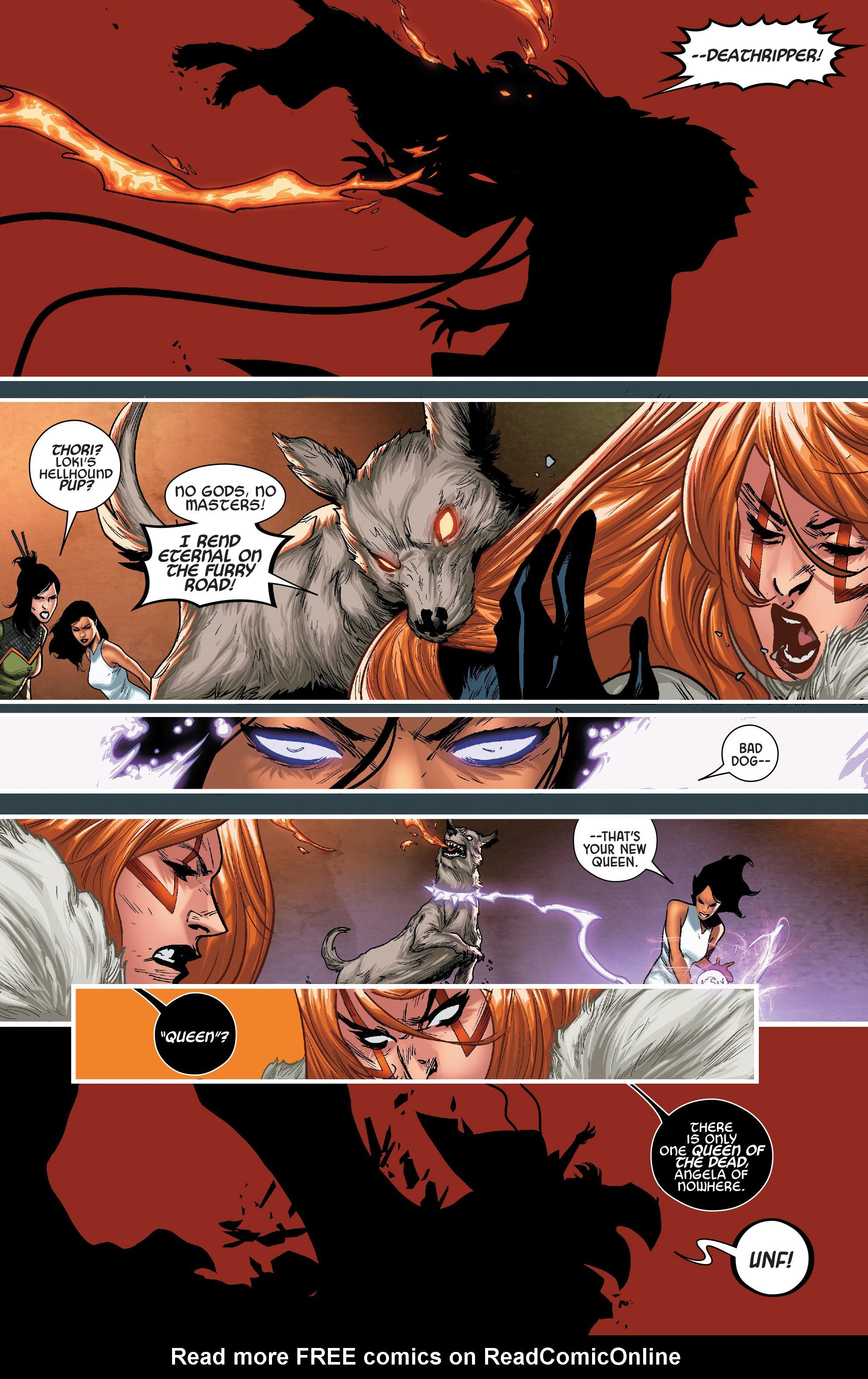 Read online Angela: Queen Of Hel comic -  Issue #4 - 16