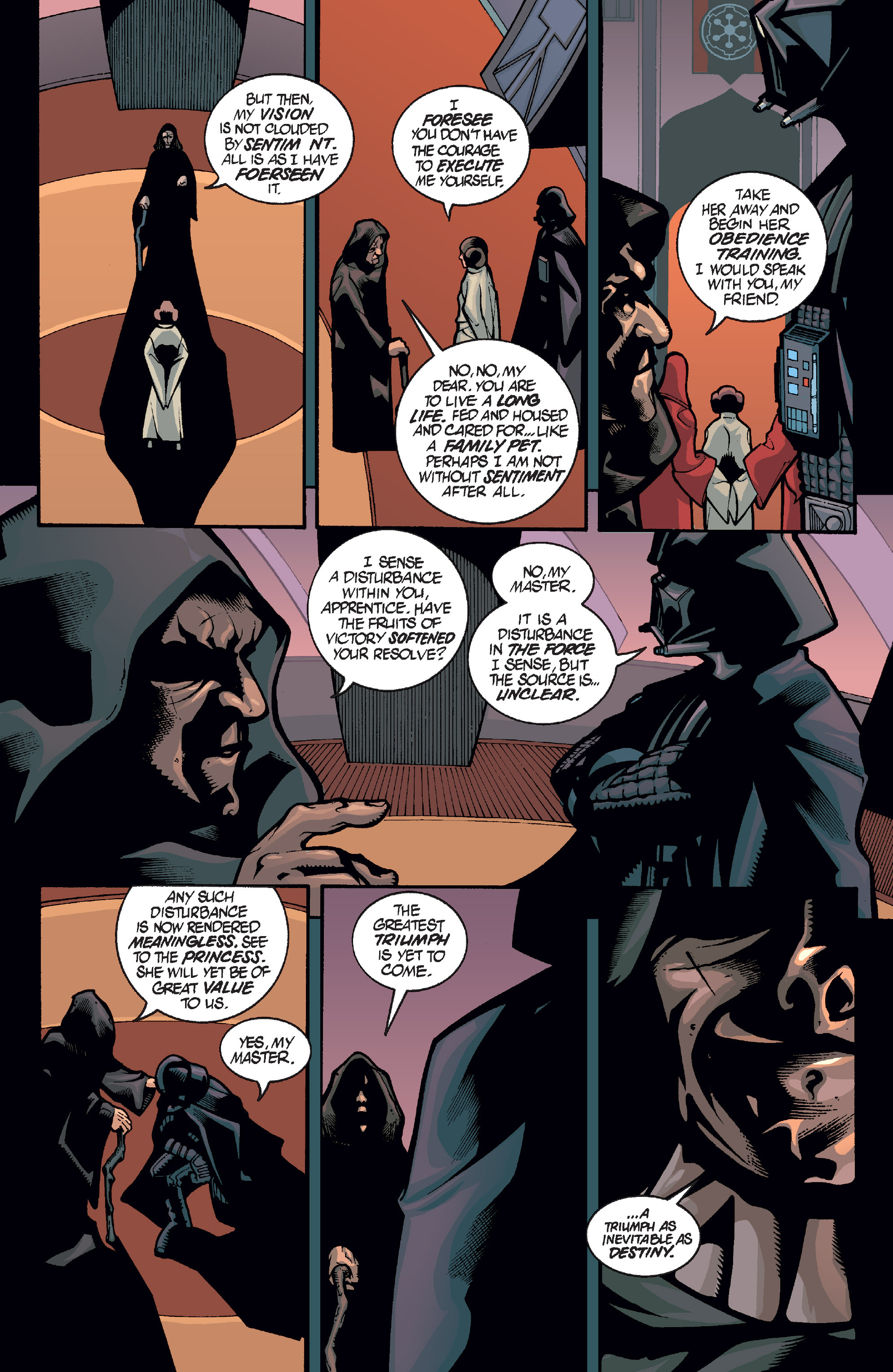 Read online Star Wars Omnibus comic -  Issue # Vol. 27 - 34