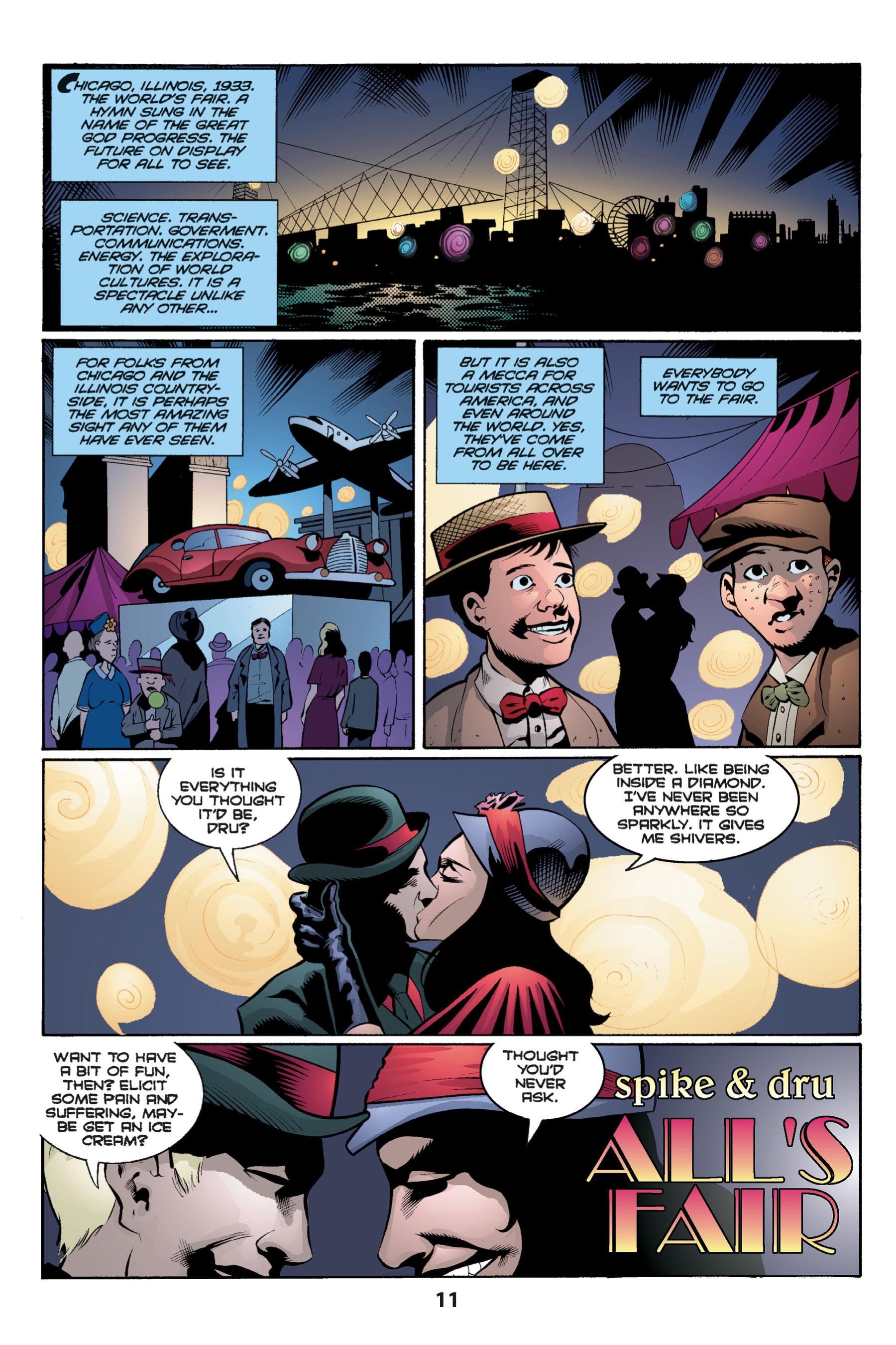 Read online Buffy the Vampire Slayer: Omnibus comic -  Issue # TPB 1 - 13