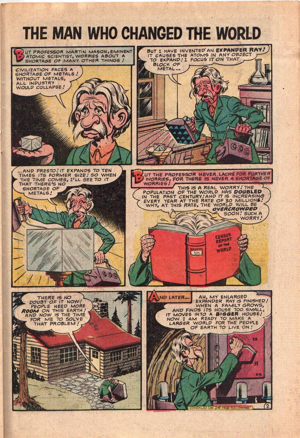 Read online Shazam! (1973) comic -  Issue #6 - 27
